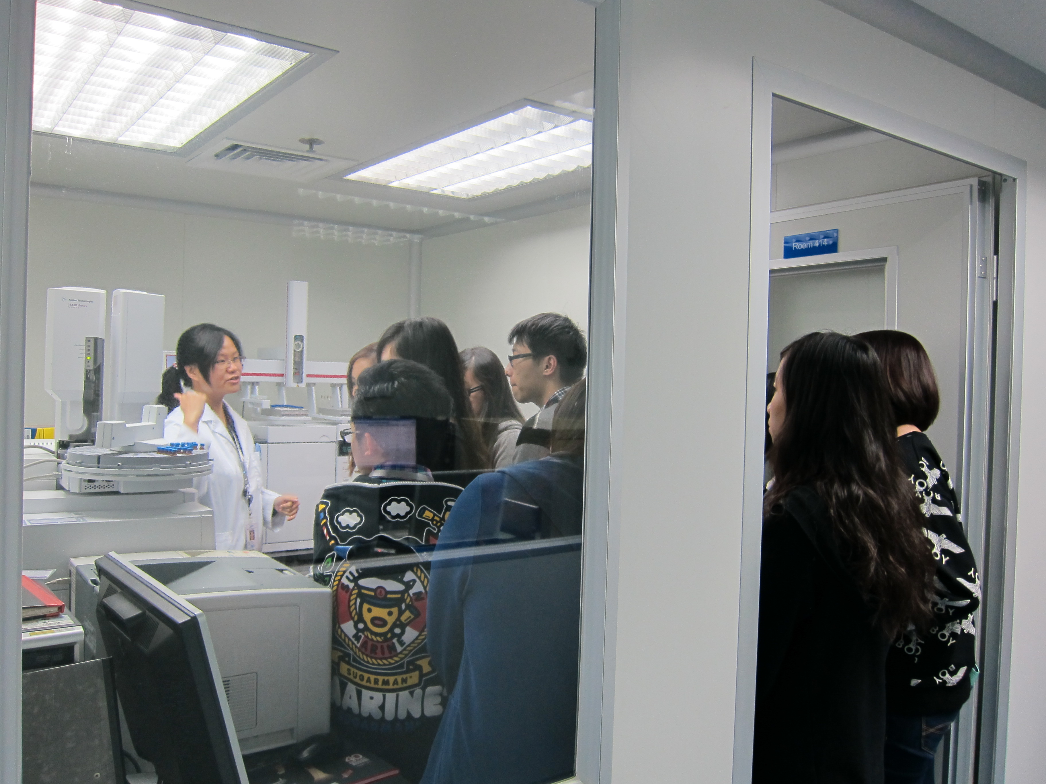 Visit to Europharm Laboratoires Ltd. - Photo - 13