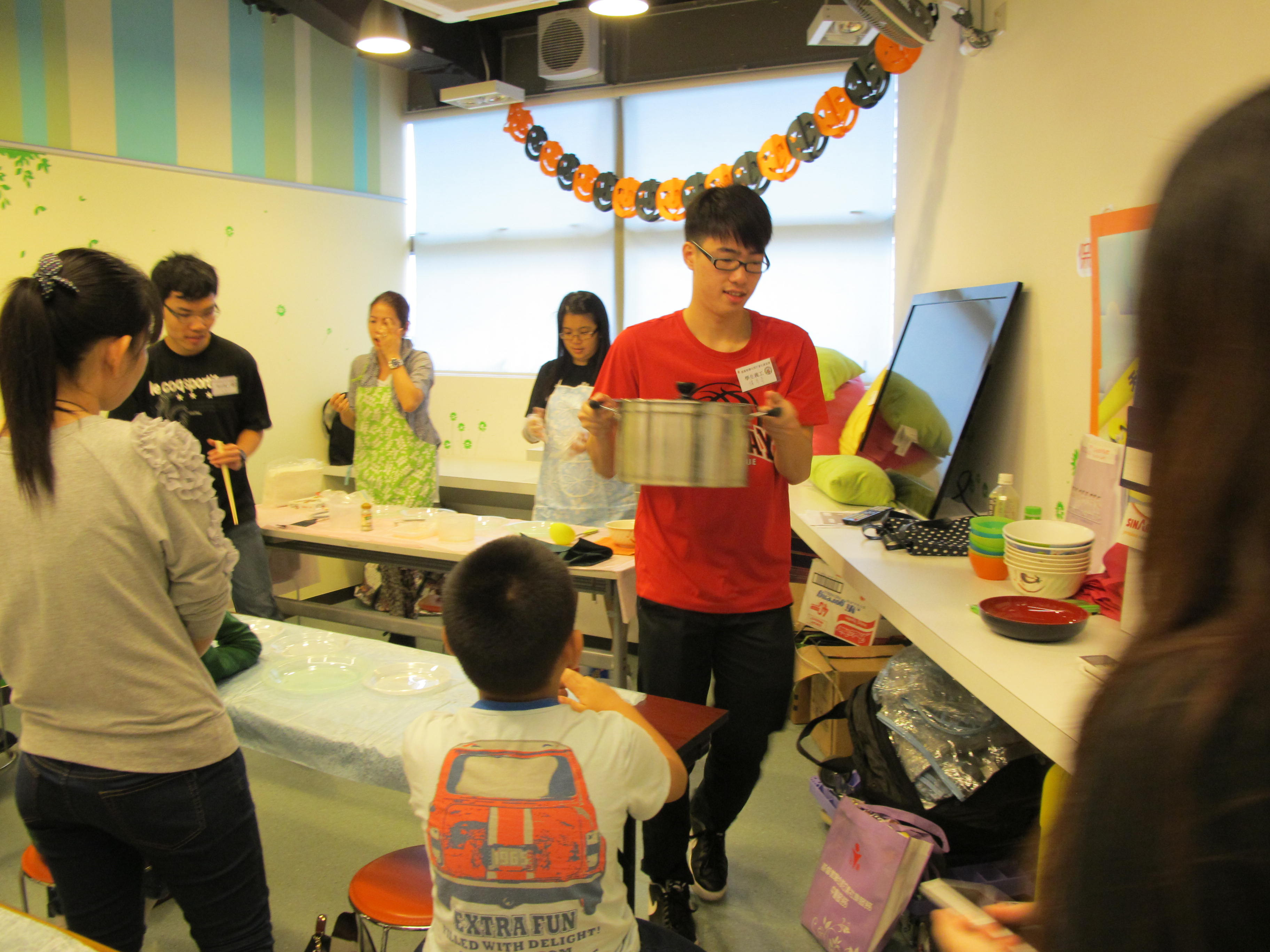 United Christian Nethersole Community Health Service Project -- 餐餐智慳嚐有營 - Photo - 37