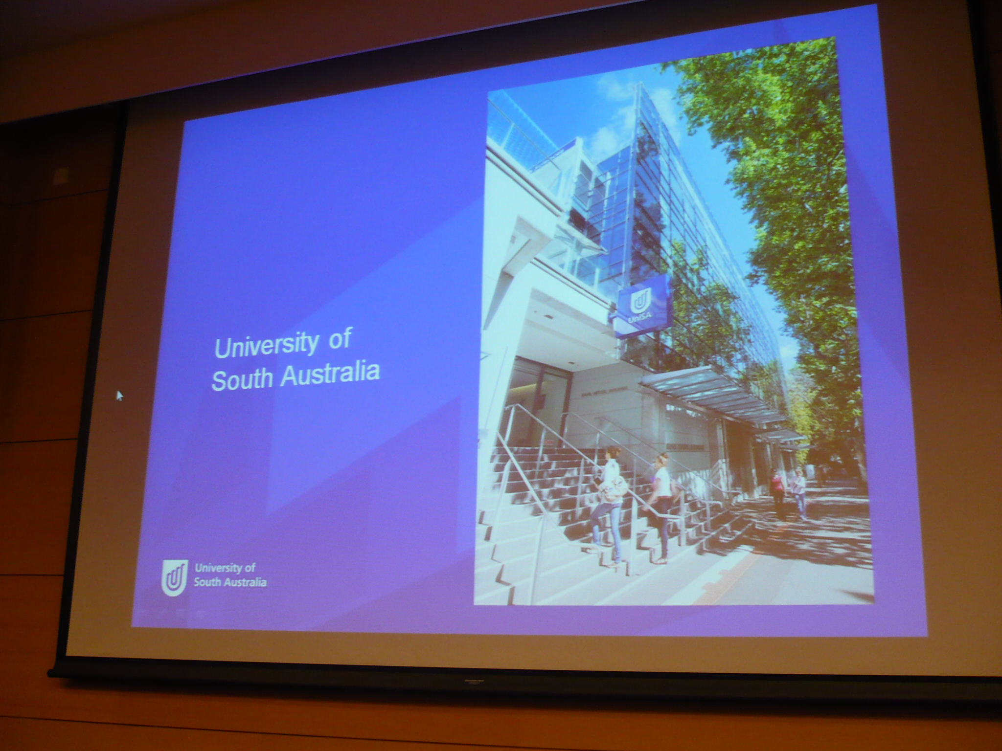Programme Talk from University of South Australia - Photo - 3
