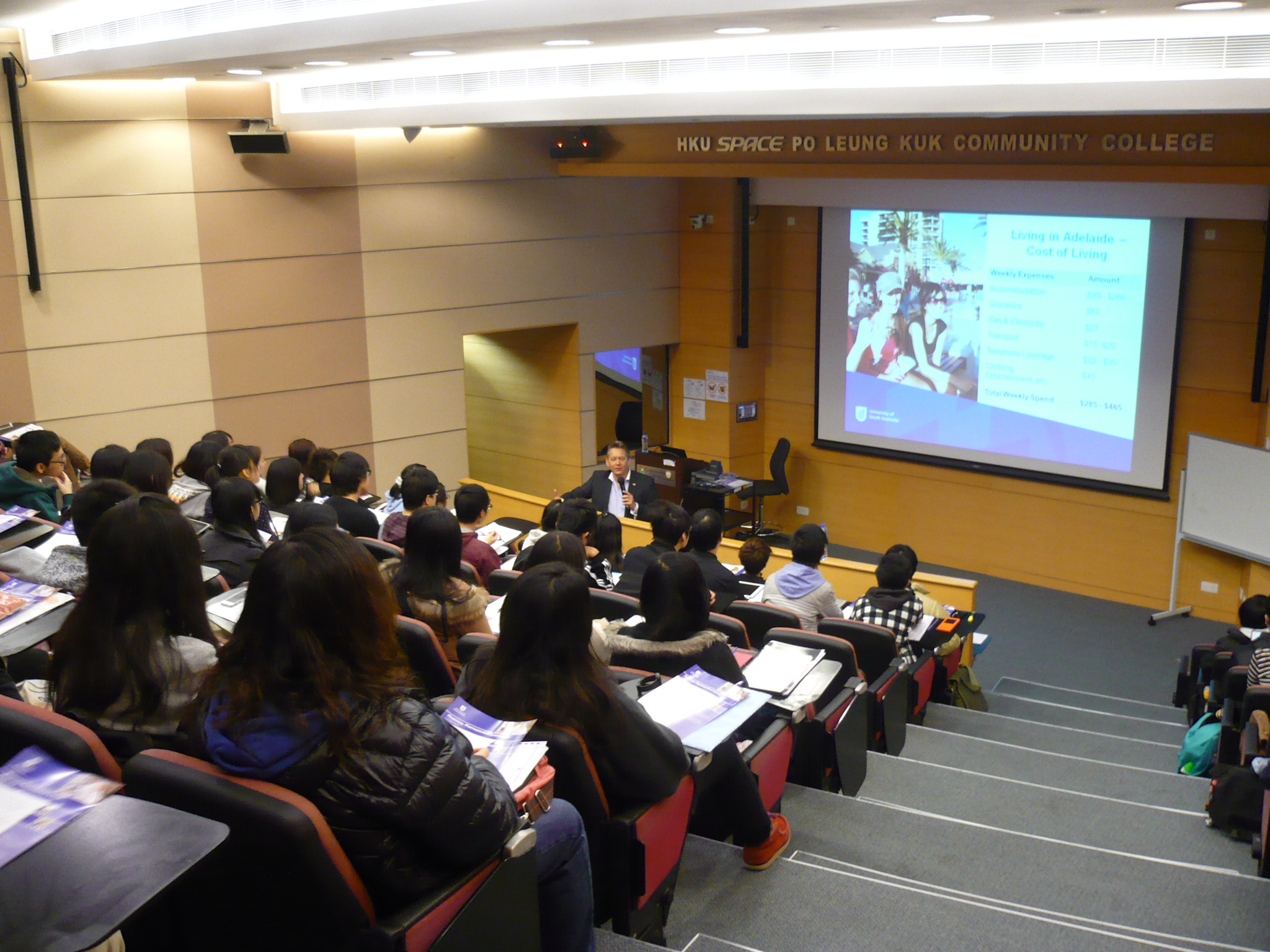 Programme Talk from University of South Australia - Photo - 11