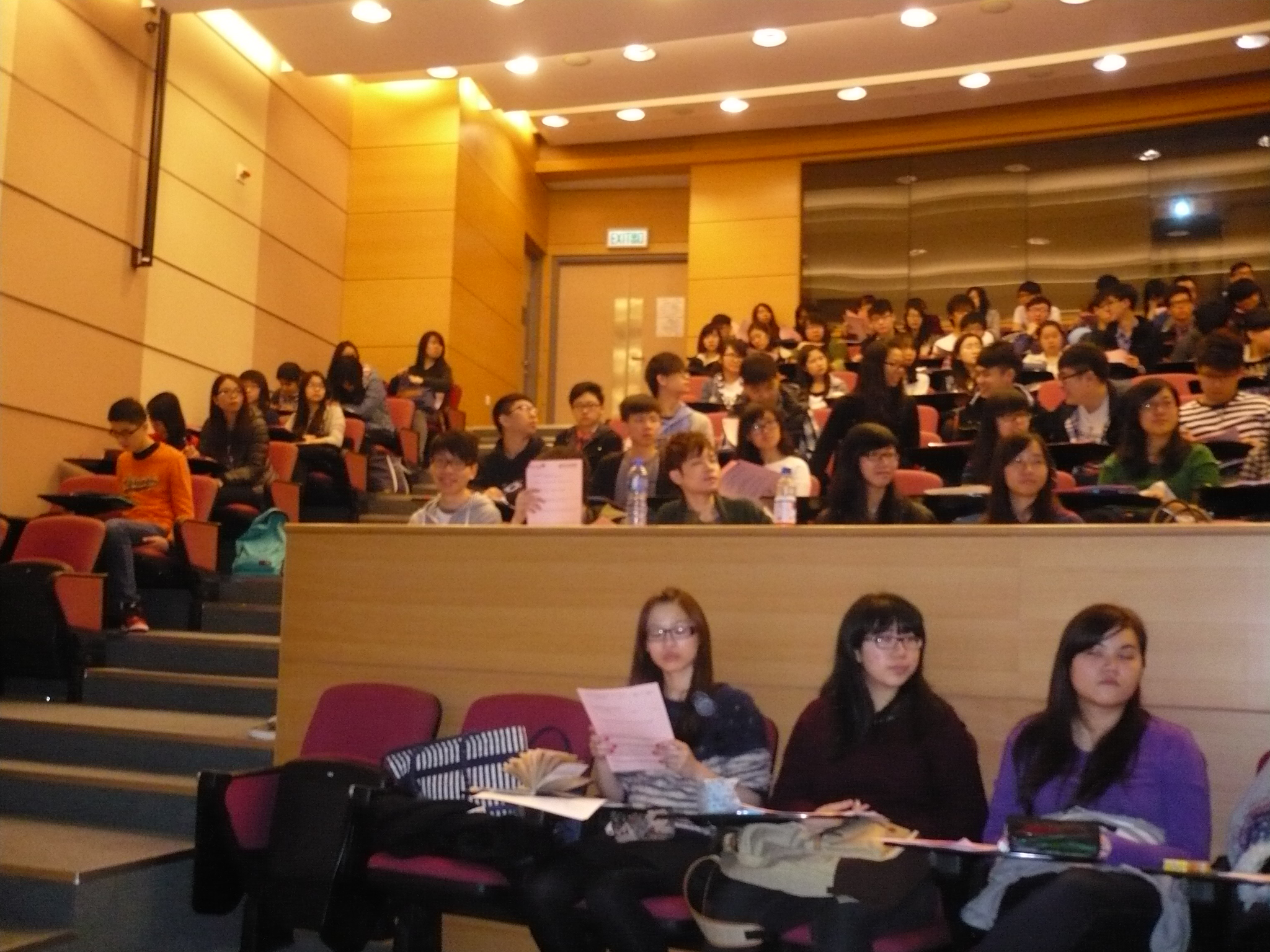 Programme Seminar:  BSc Biological Science, Edinburgh Napier University in collaboration with HKU SPACE - Photo - 13
