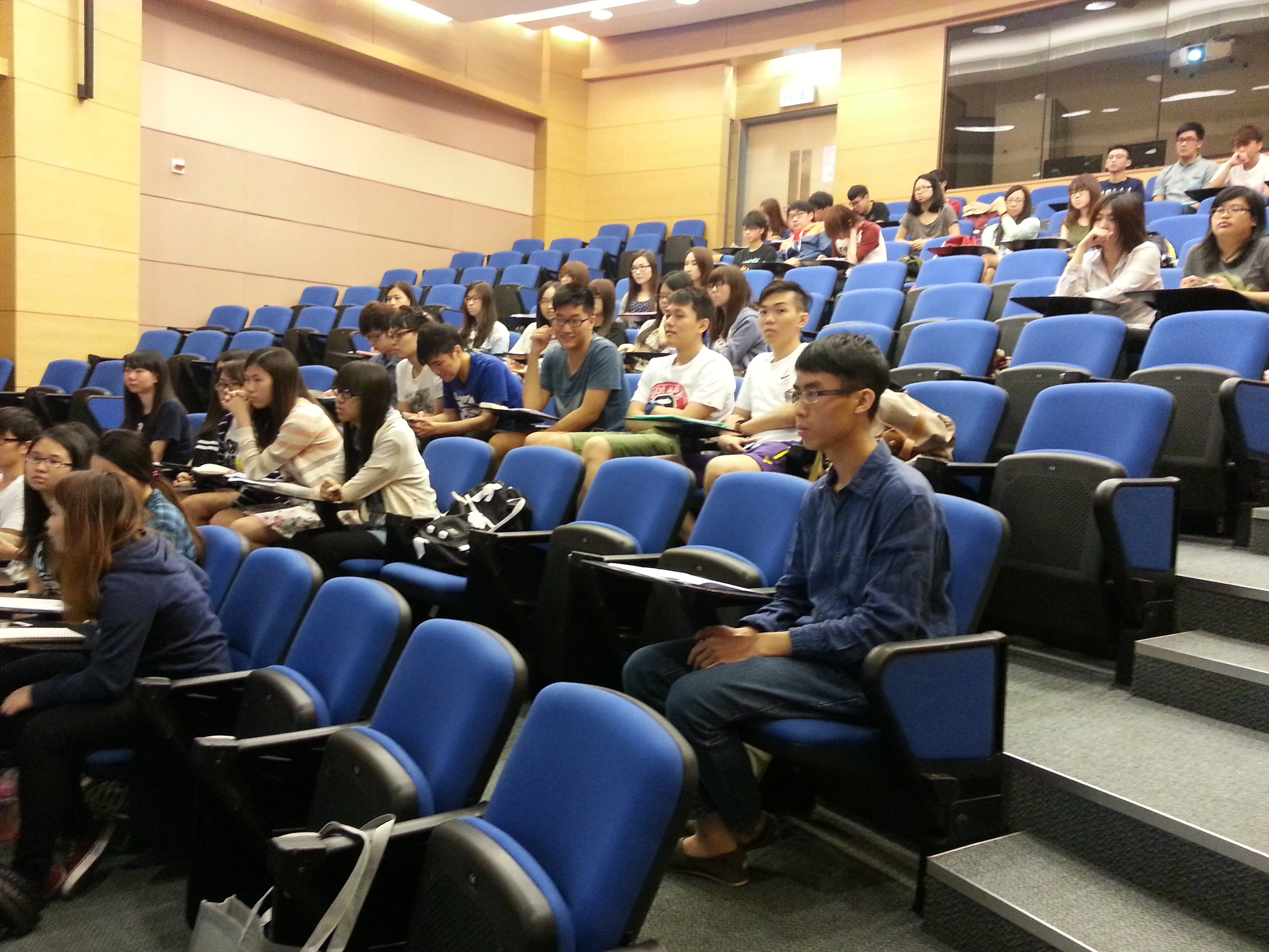 Queensland University of Technology (Australia) Articulation Talk - Photo - 3