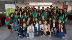 Volunteering in the Hong Kong Special Olympic Healthy Athletes Programme, Health Promotion - Photo - 1