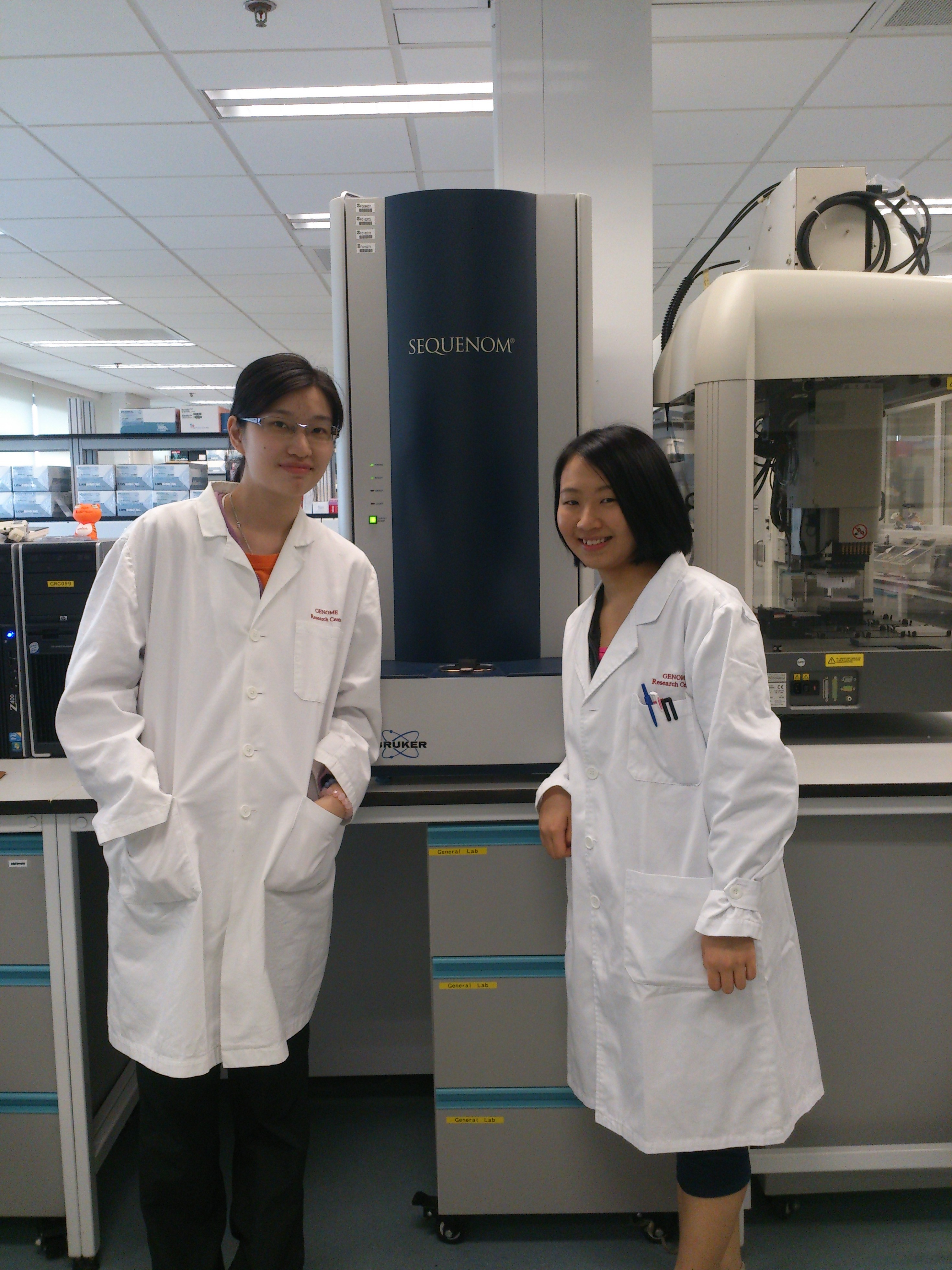 Practical Experiences in the HKU Centre for Genomic Sciences - Photo - 9