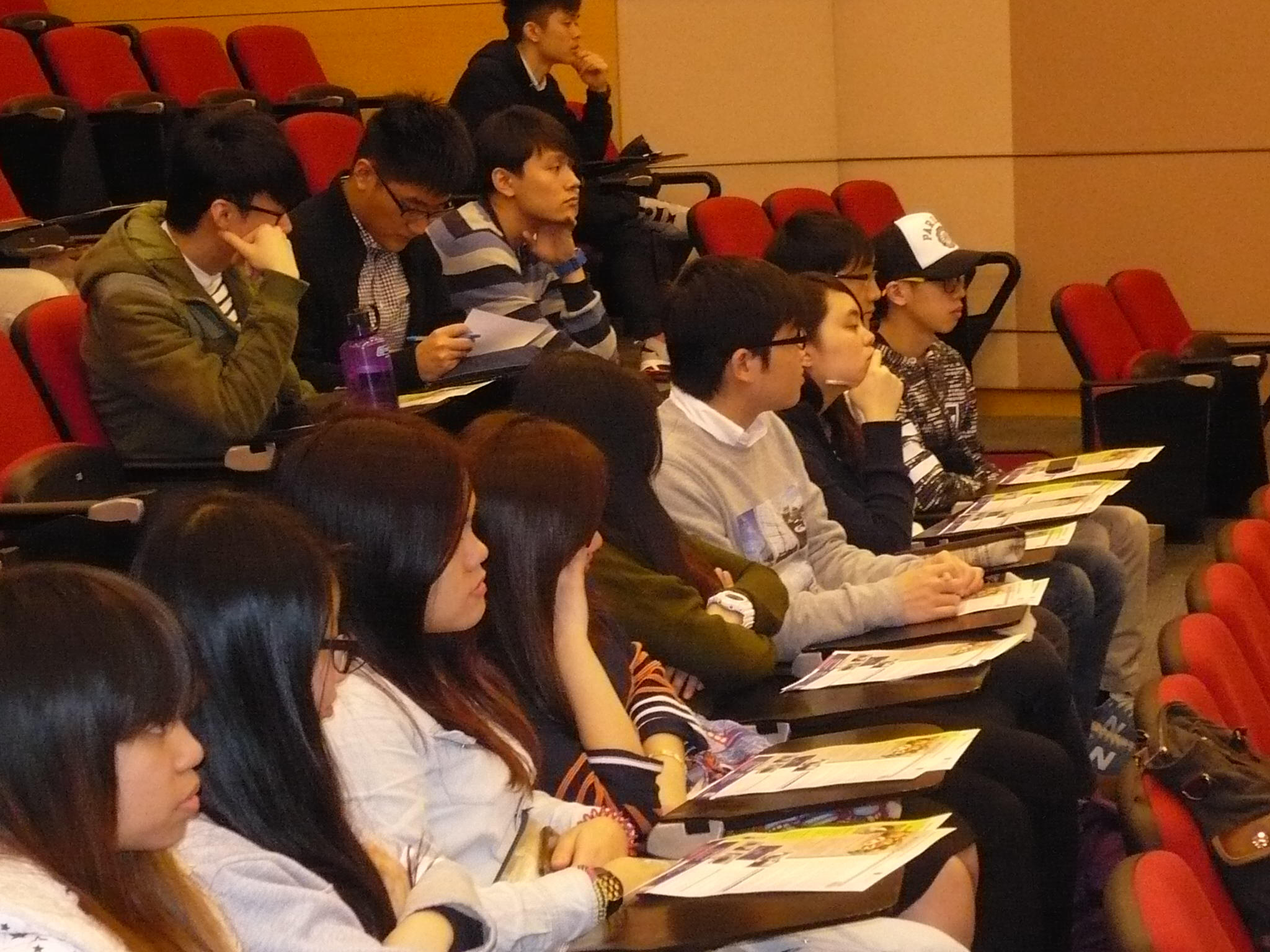 Admission Talk on Testing Science Programmes Offered by the OUHK - Photo - 7