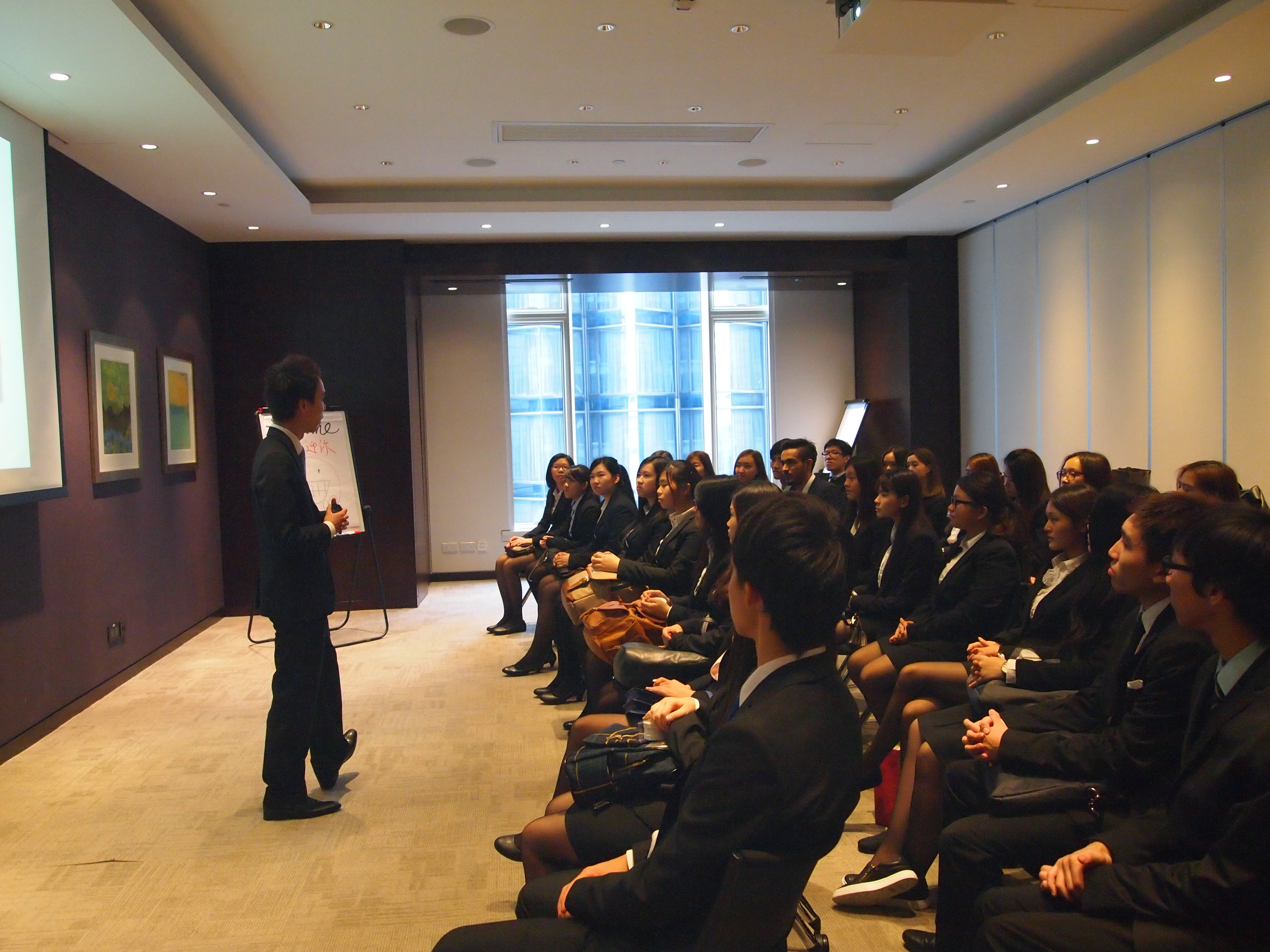 Hotel Visits and Seminars - Photo - 3