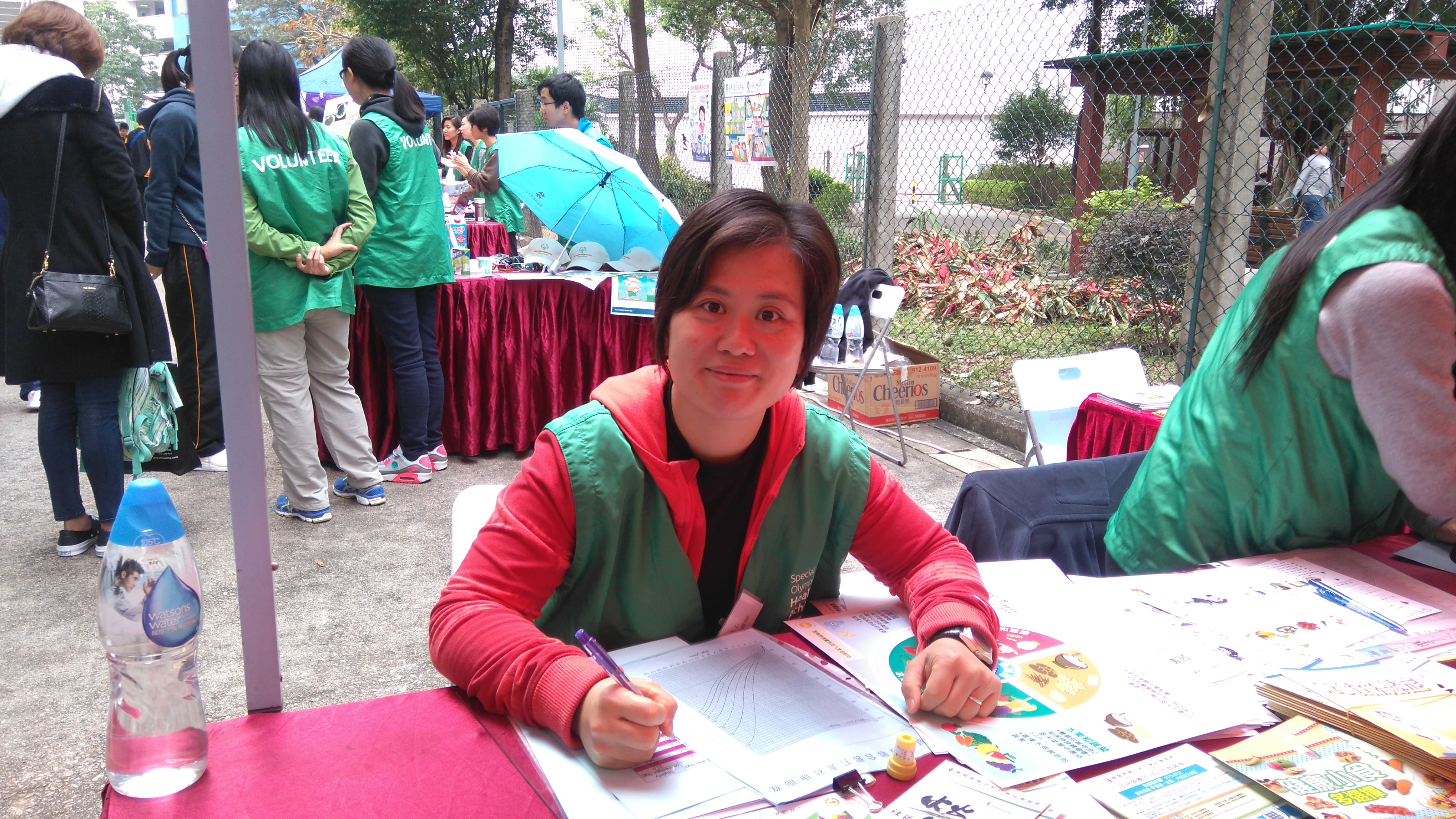 Nutrition Education: Special Olympics Health Promotion Program - Photo - 1