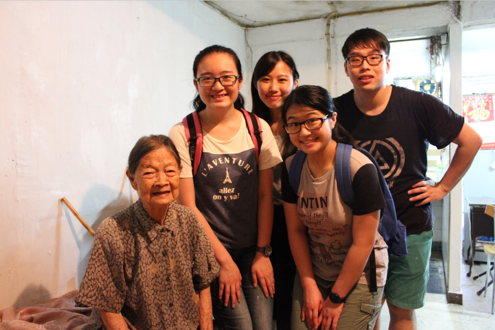 Voluntary Work for Repairing Elderly Home - Photo - 1