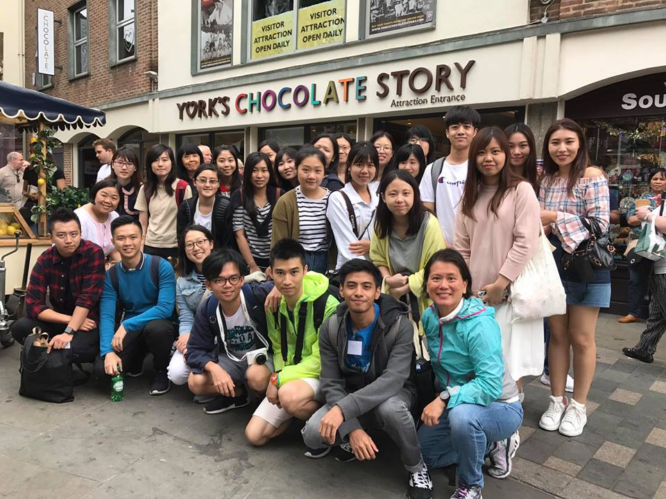 UK Food and Nutrition Study Tour 2017 - Photo - 15