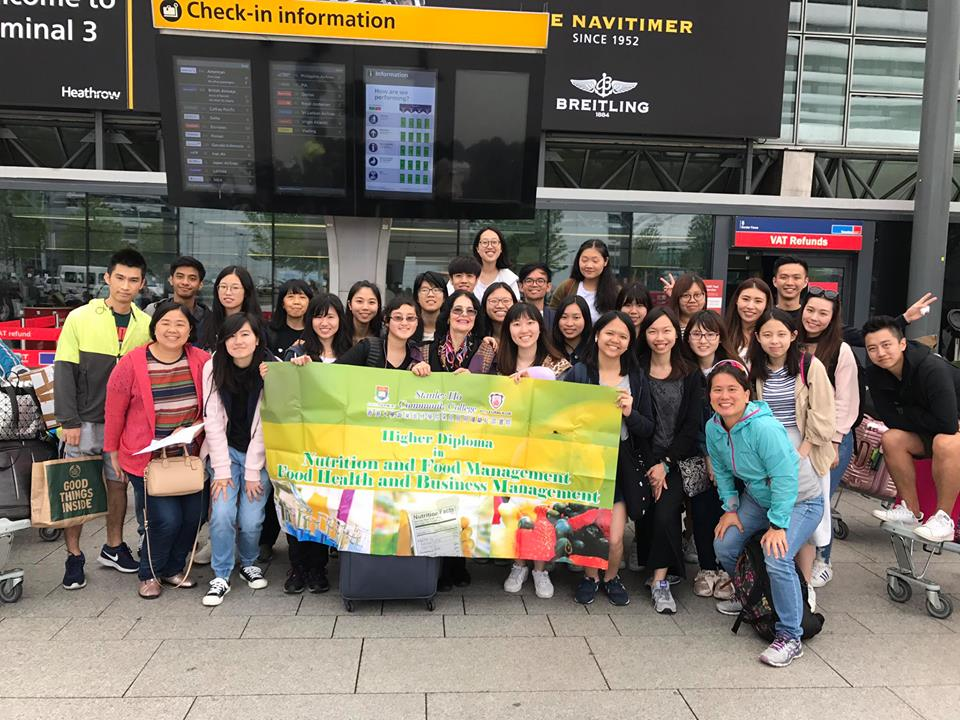 UK Food and Nutrition Study Tour 2017 - Photo - 25