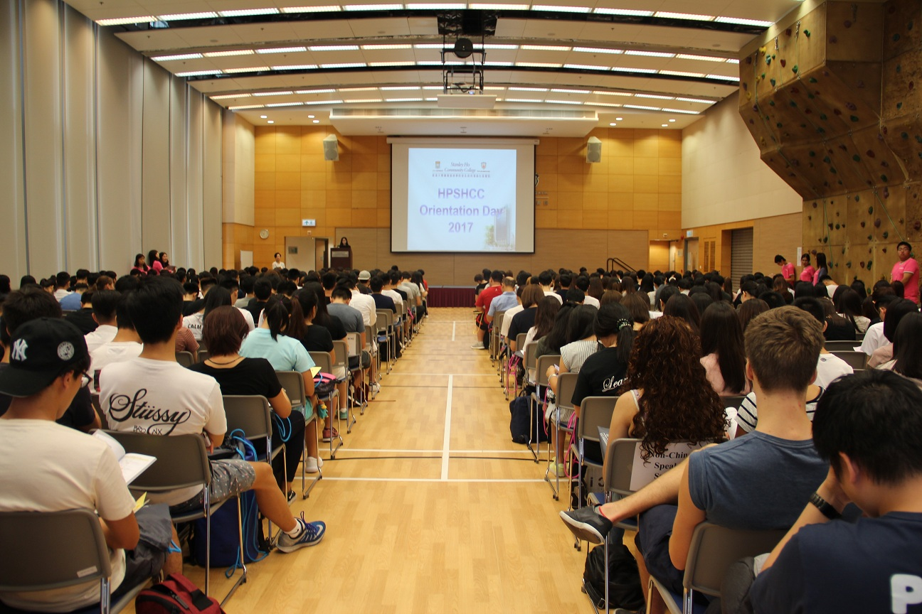 Orientation Day 2017 - Photo - 1