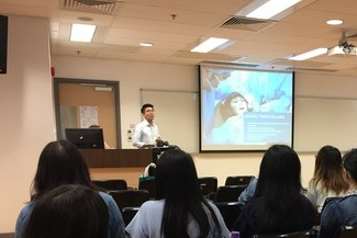 Career talk by Quality HealthCare