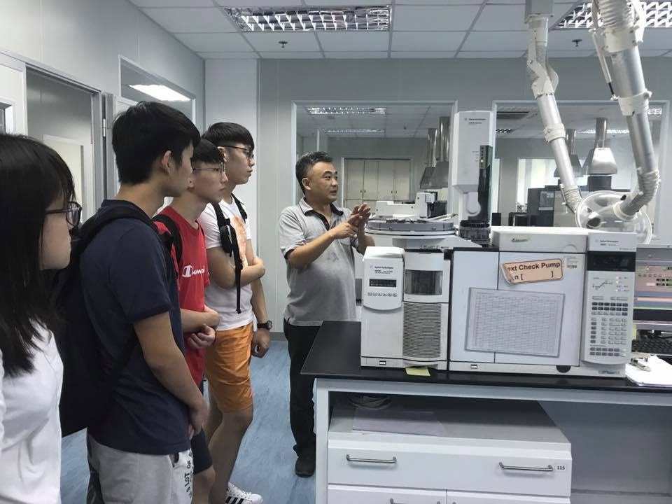 Visit to China Dragon Inspection & Certification (HK) Ltd in Yuen Long - Photo - 9