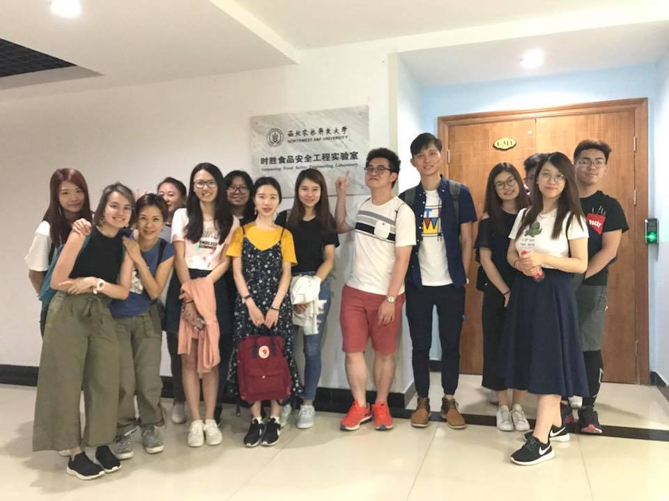 Food Science and Technology Study Tour in Xian, China 2018 - Photo - 21