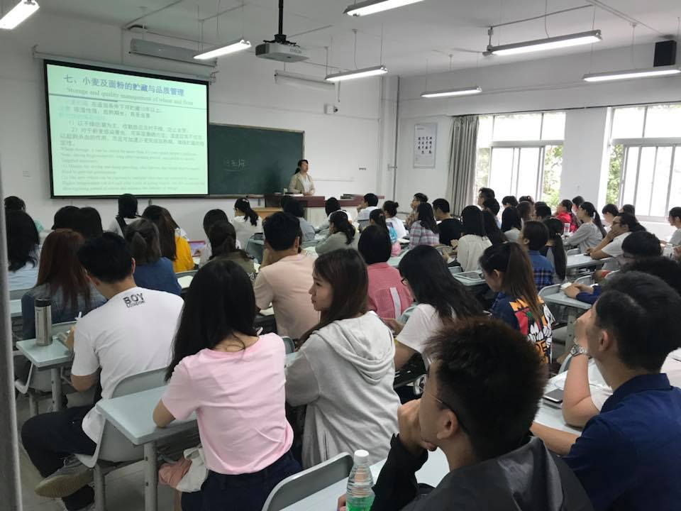 Food Science and Technology Study Tour in Xian, China 2018 - Photo - 25