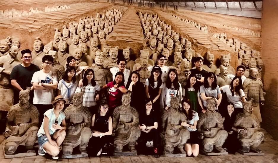 Food Science and Technology Study Tour in Xian, China 2018 - Photo - 35