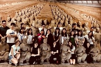 Food Science and Technology Study Tour in Xian, China 2018