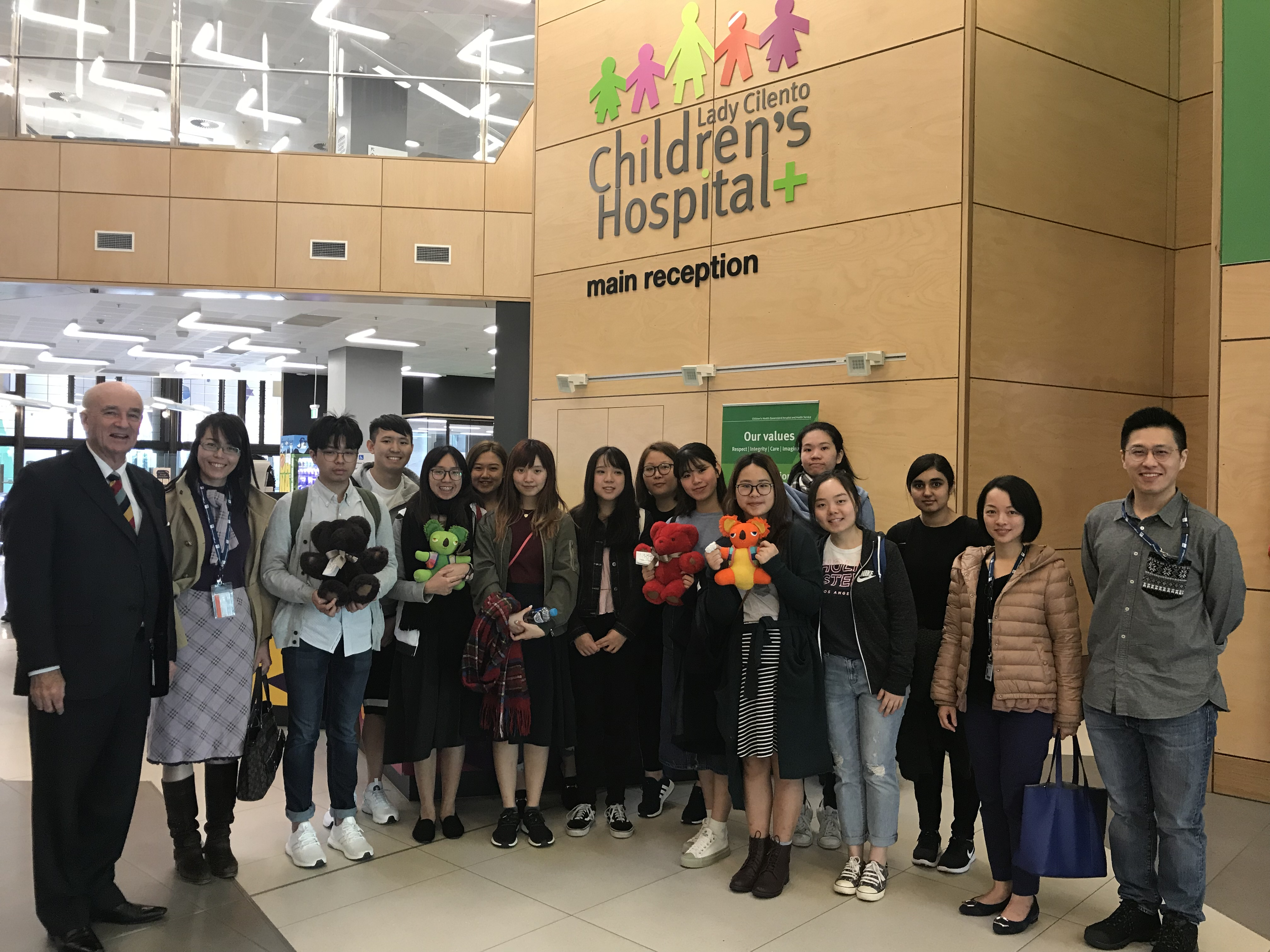 Medical Laboratory Science, pharmacy and allied health overseas study tour 2018 - Photo - 7