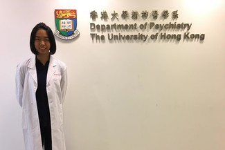 Internship in research laboratory of Department of Psychiatry of Li Ka Shing Faculty Medicine in the University Hong Kong  - Lee Kei Yan
