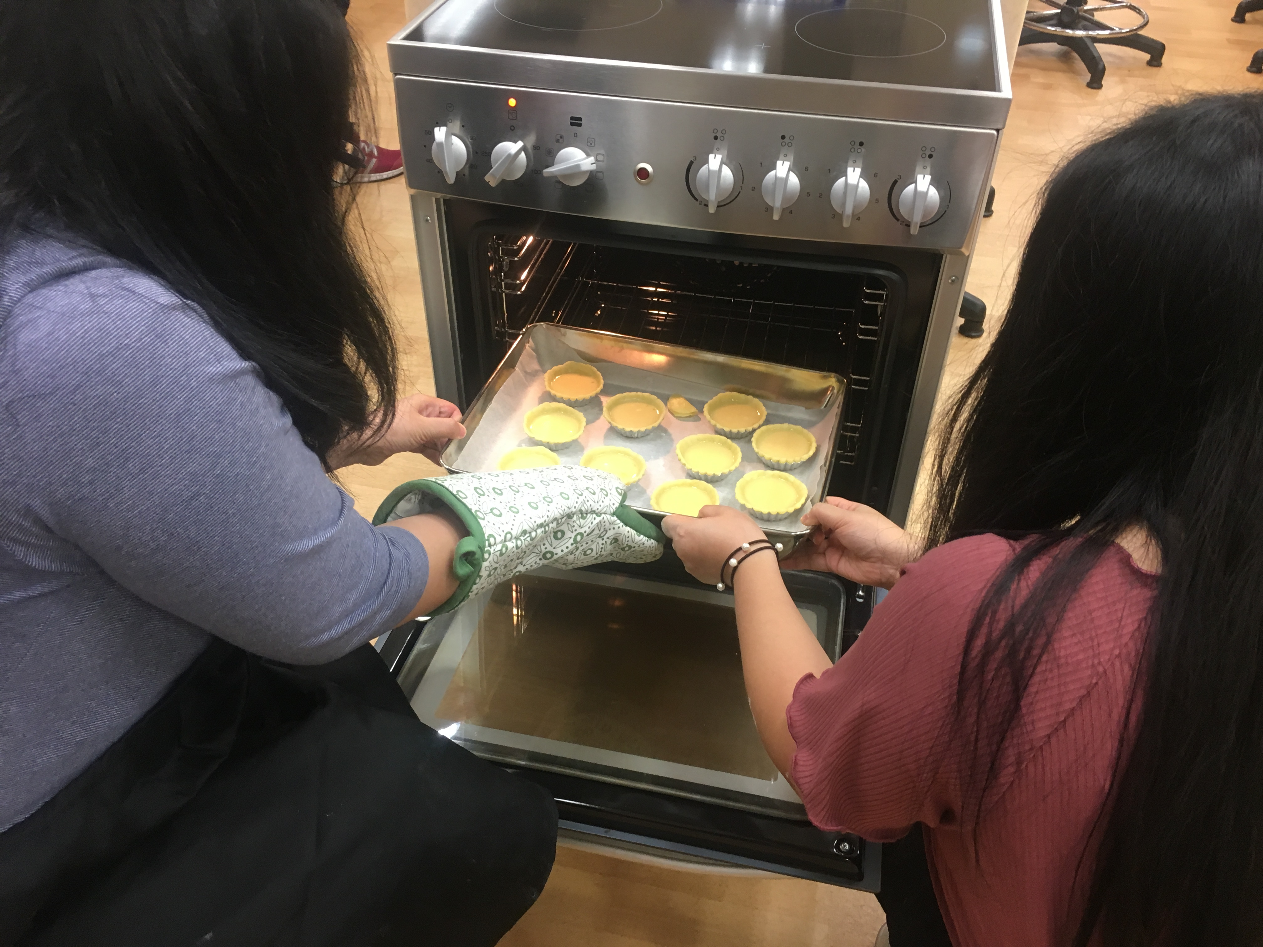 Alumni Cooking Class (Nov 2018) - Photo - 11