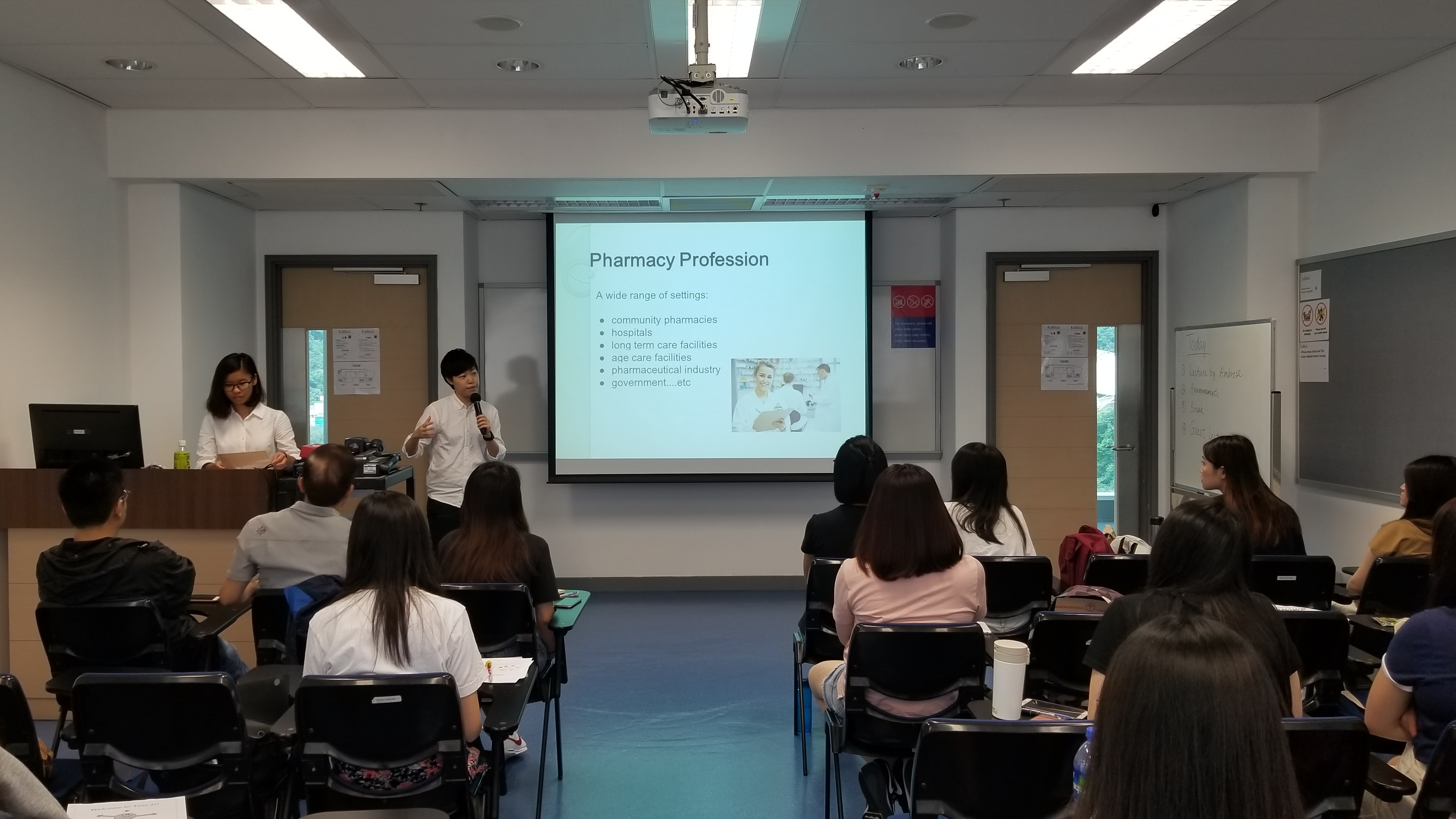 Seminar on Pharmacy Studies in Australia - Photo - 3