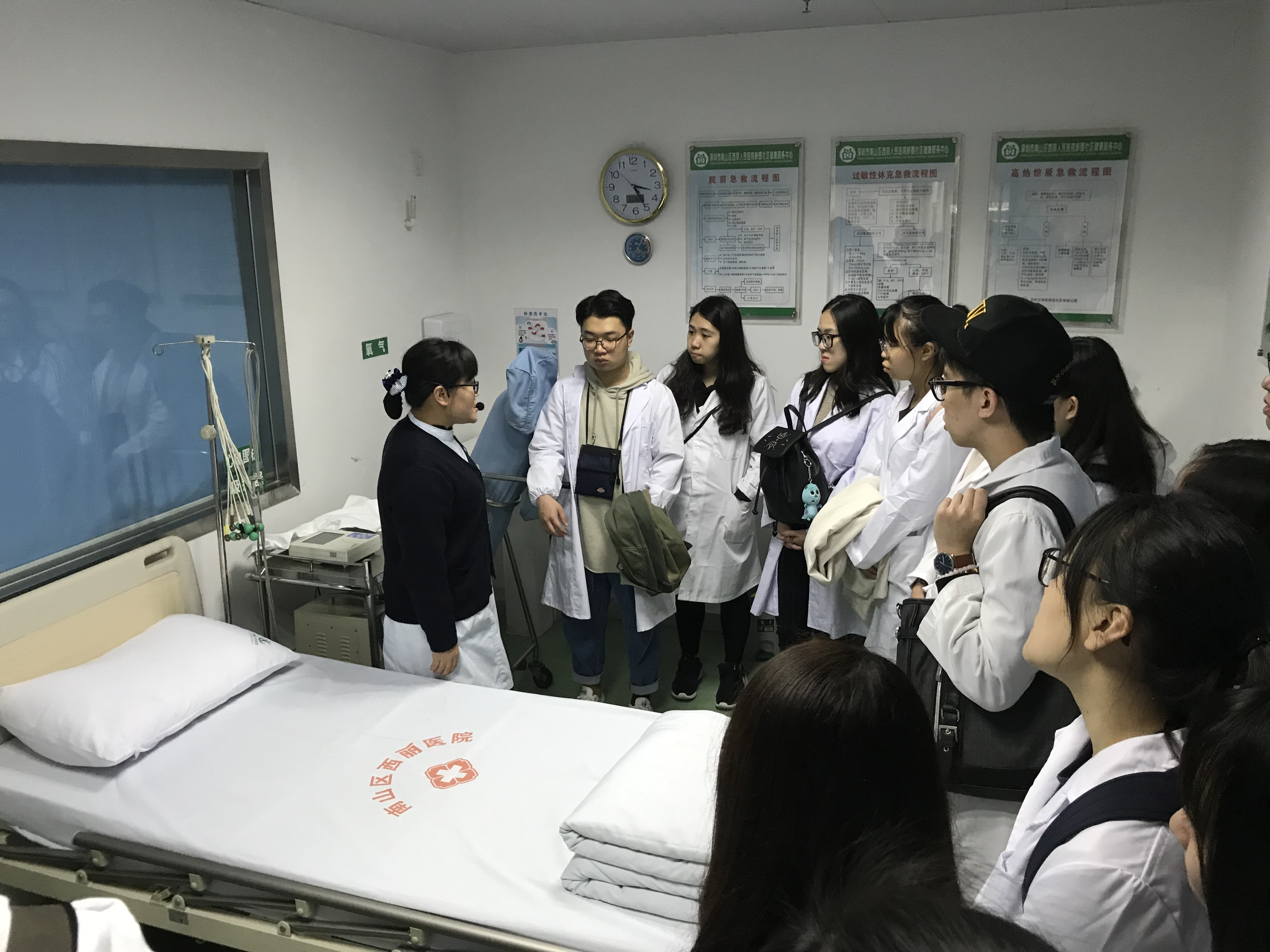 2019 Attachment training programme at the School of Nursing of Shenzhen University - Photo - 9