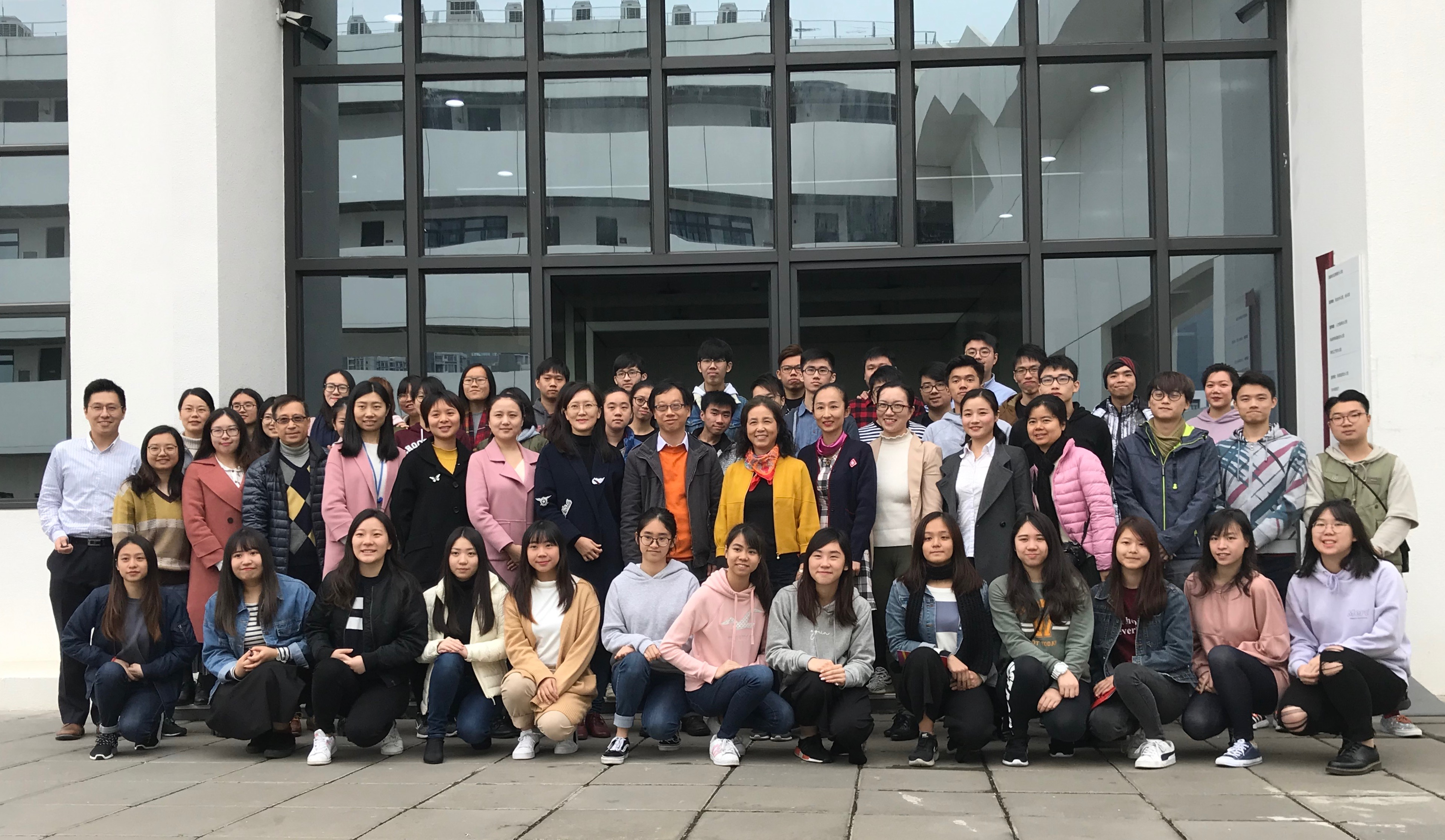 2019 Attachment training programme at the School of Nursing of Shenzhen University - Photo - 15