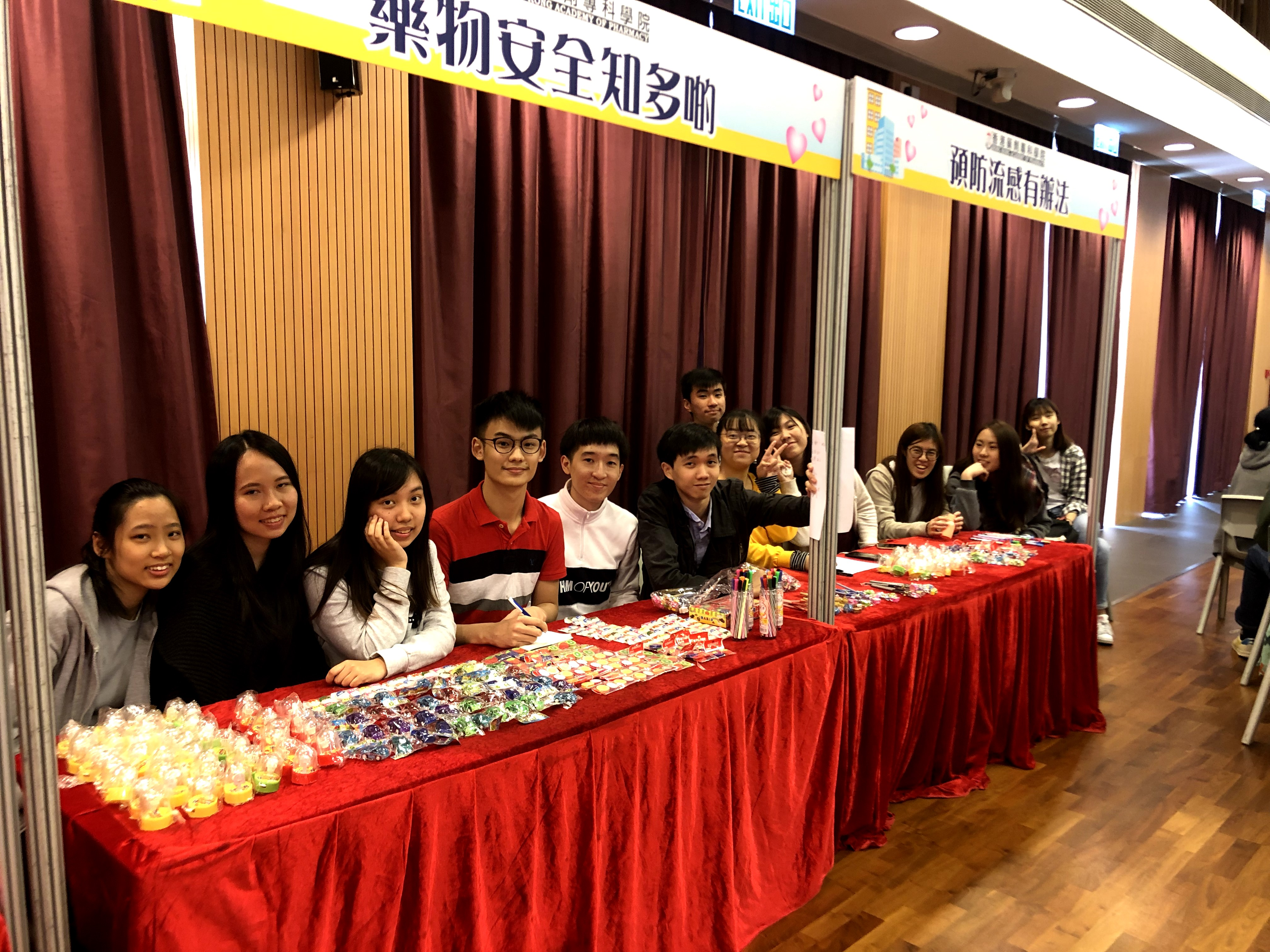 Students Serving at Elderly Community Event - Photo - 5