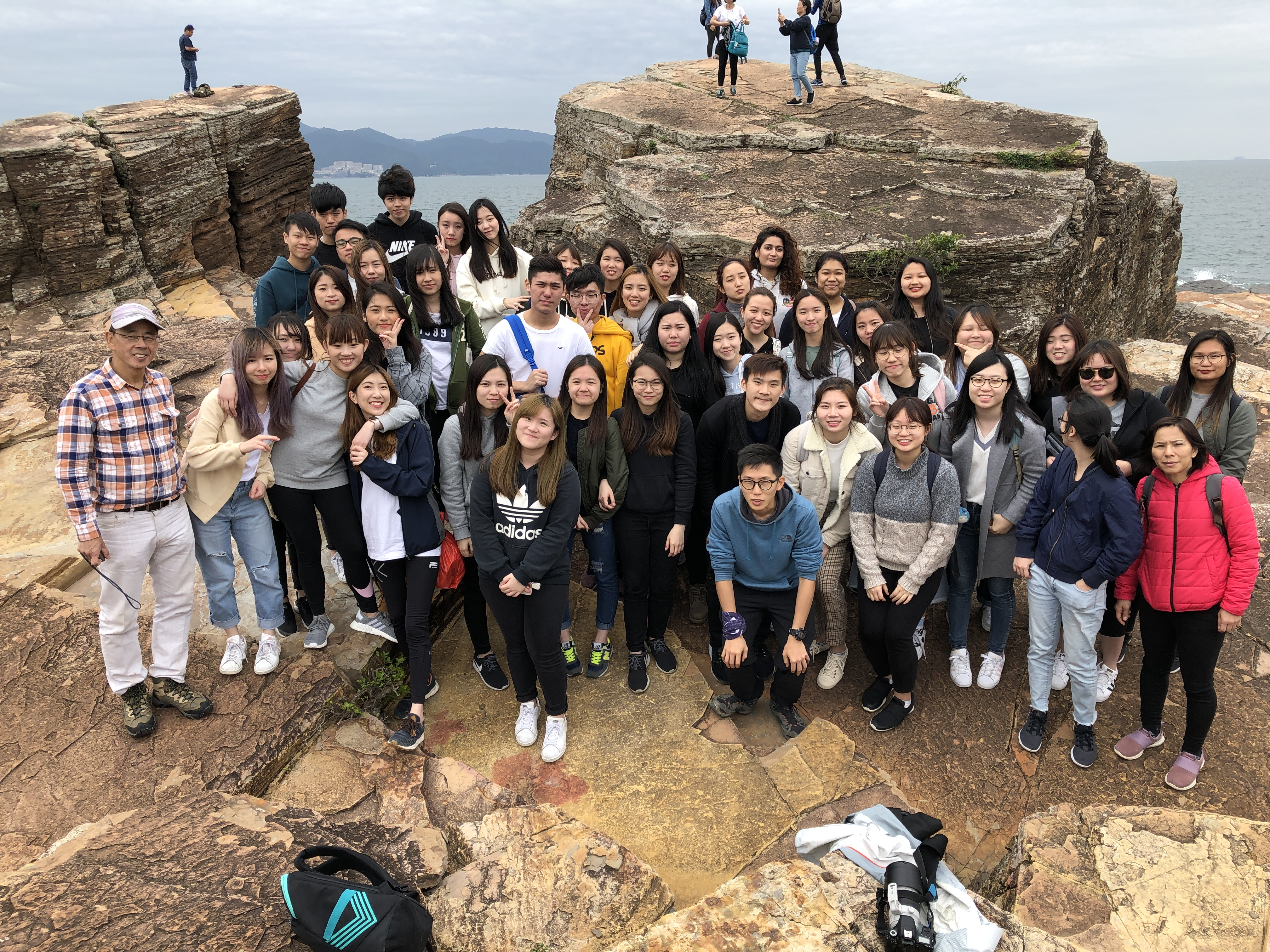 Field Study: Hong Kong UNESCO Global Geopark - Tung Ping Chau - Photo - 17