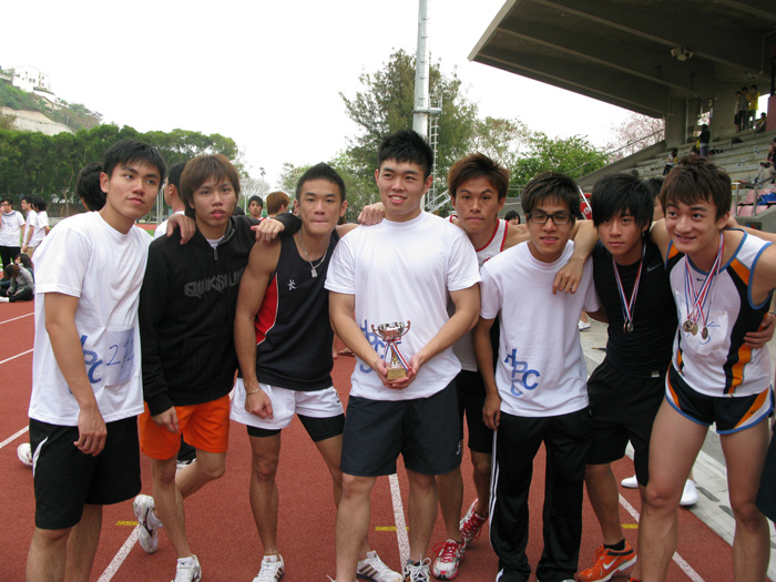 Students Joint Athletics Meet 2009 - Photo - 11