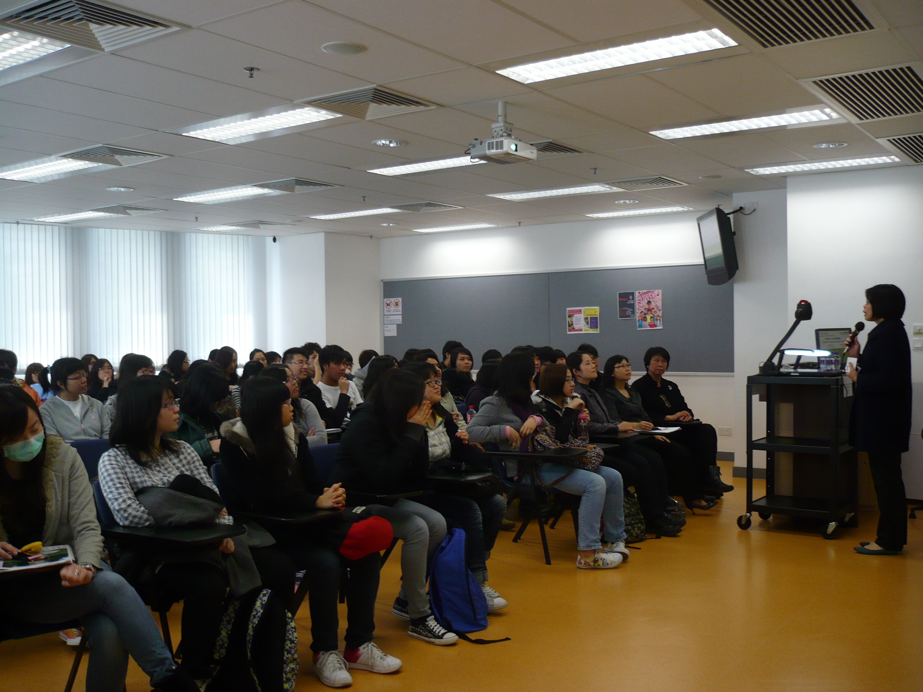Recruitment Talk -- A.S. Watson Group (HK) Limited - Photo - 3