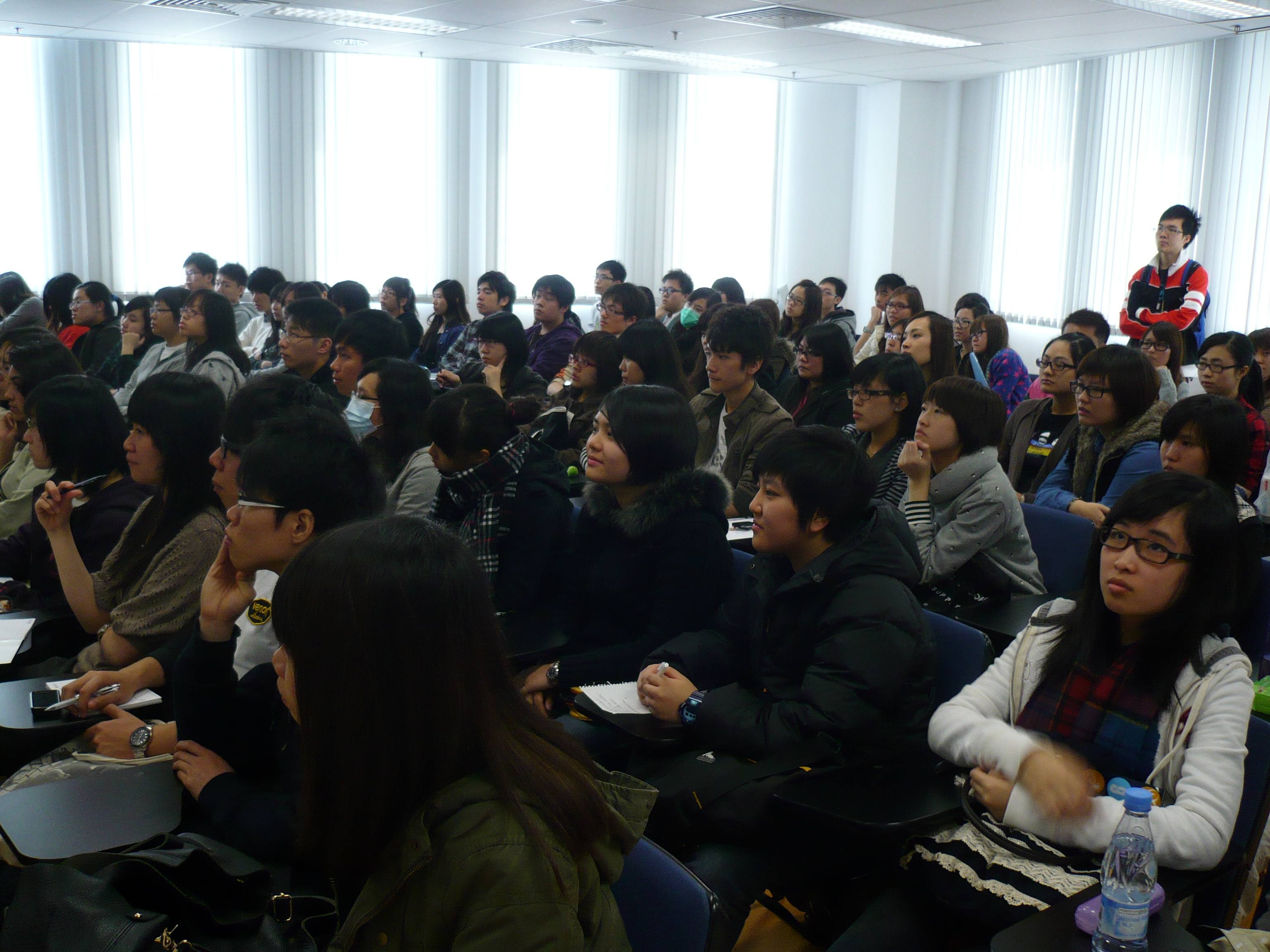 Recruitment Talk -- A.S. Watson Group (HK) Limited - Photo - 23