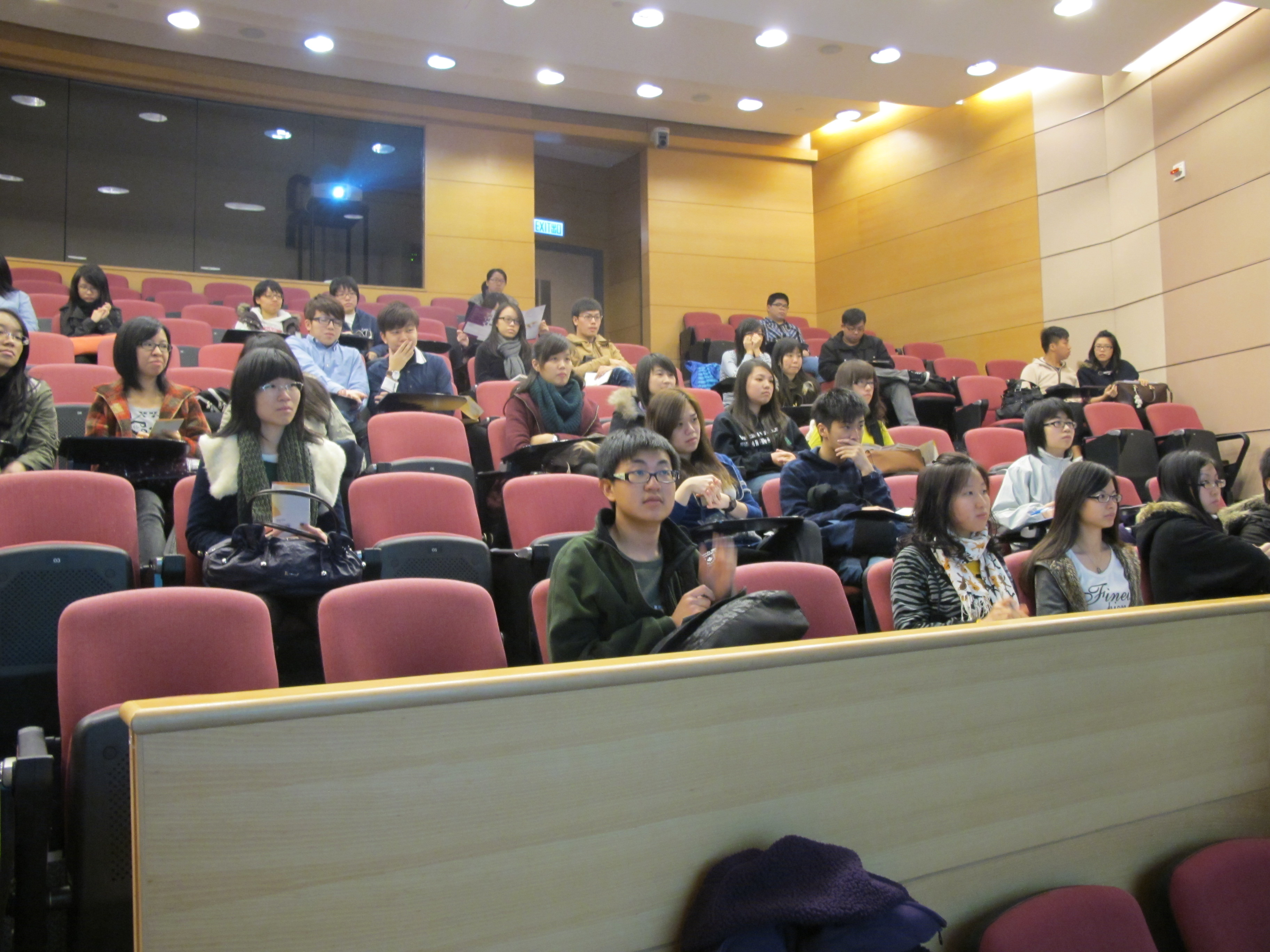 PolyU Admission Seminar for Non-JUPAS Applicants - Photo - 1