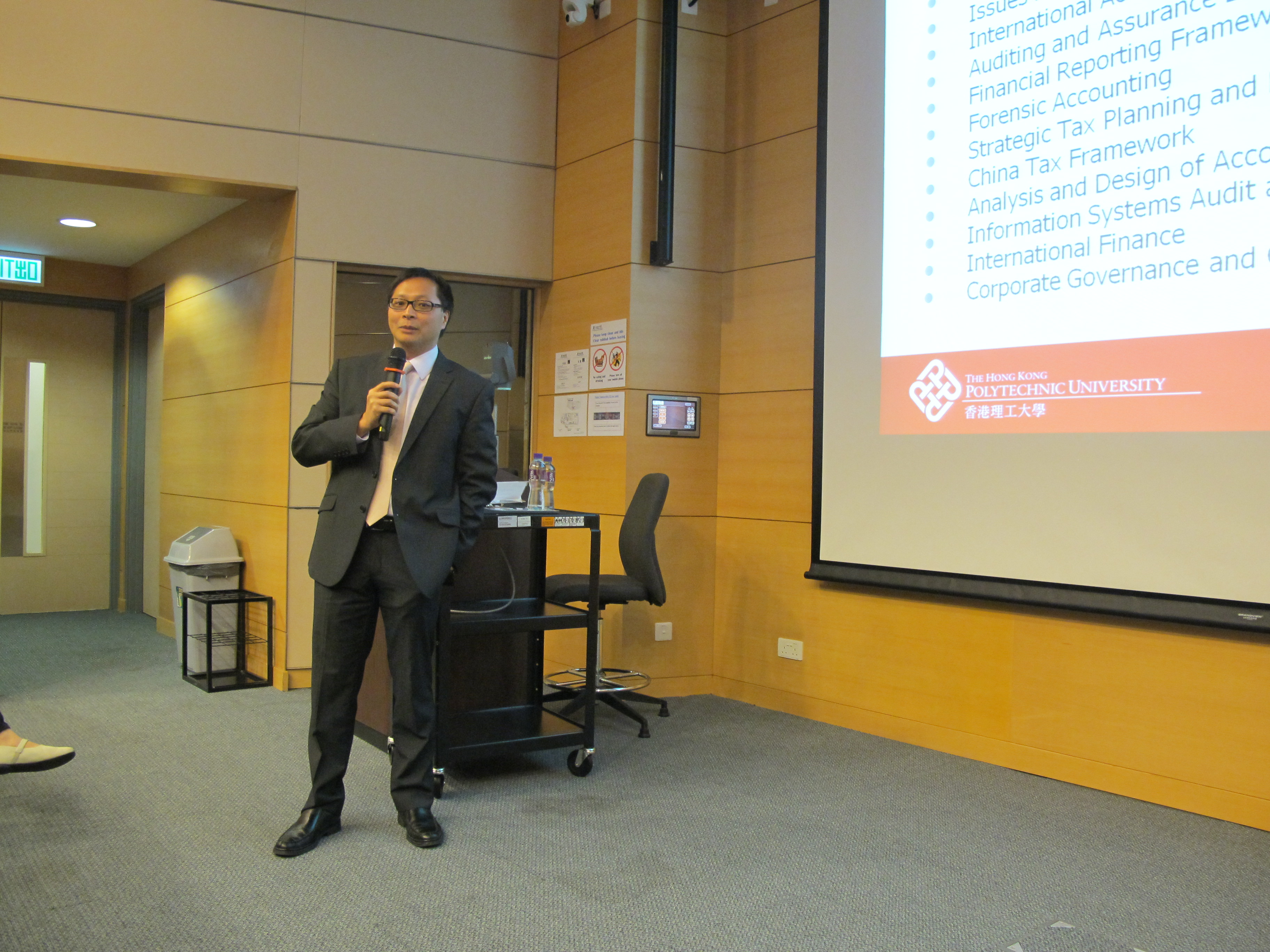 PolyU Admission Seminar for Non-JUPAS Applicants - Photo - 5