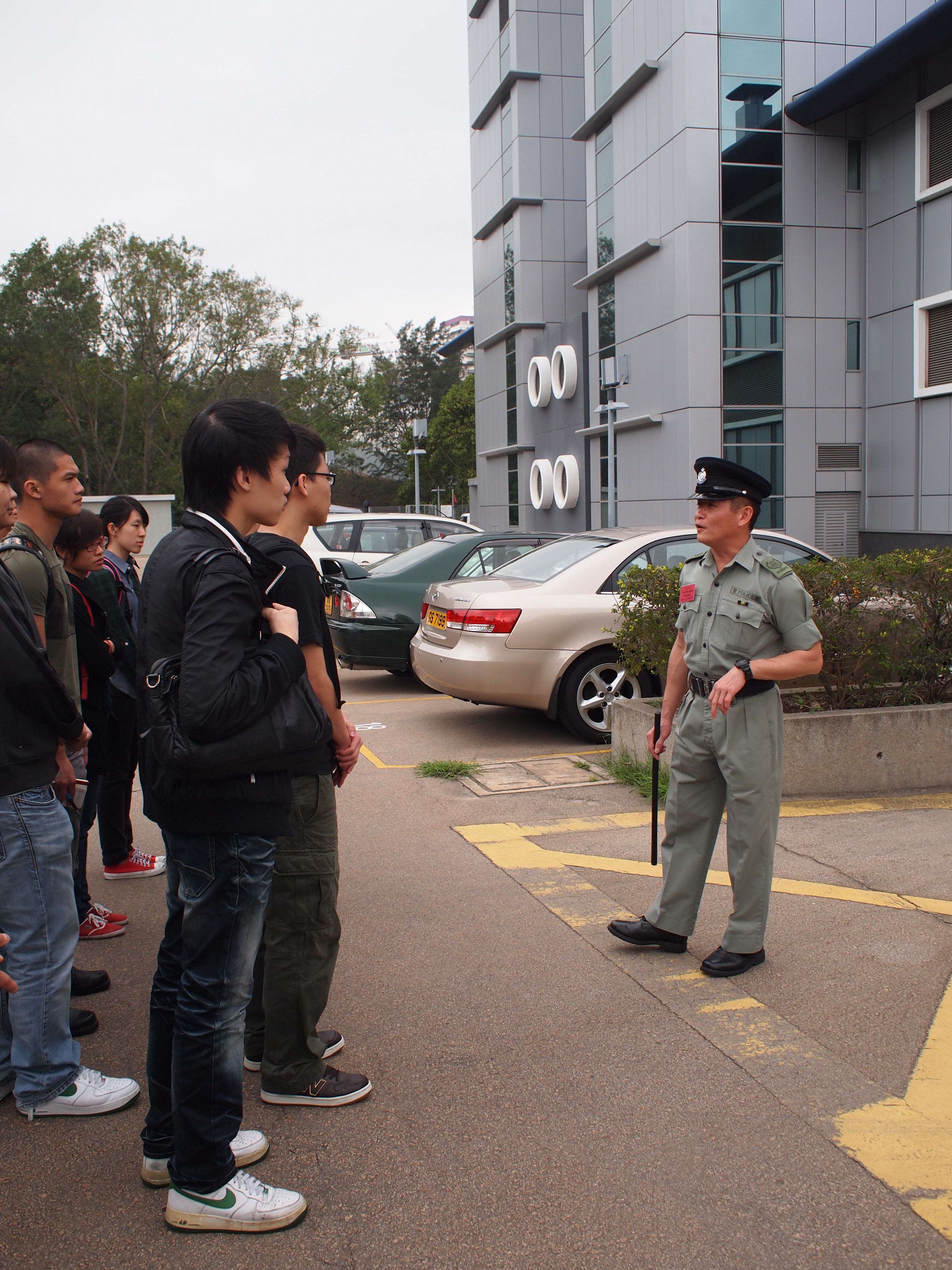 Organization Visit - Hong Kong Police College - Photo - 11
