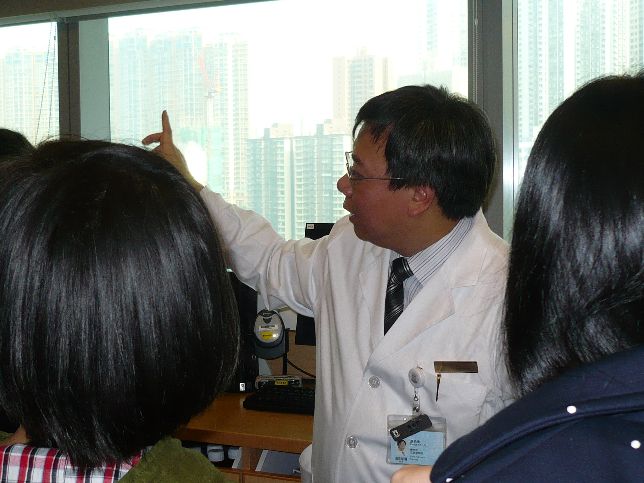 Visit to the Pharmacy Department of Hong Kong Sanatorium & Hospital - Photo - 15