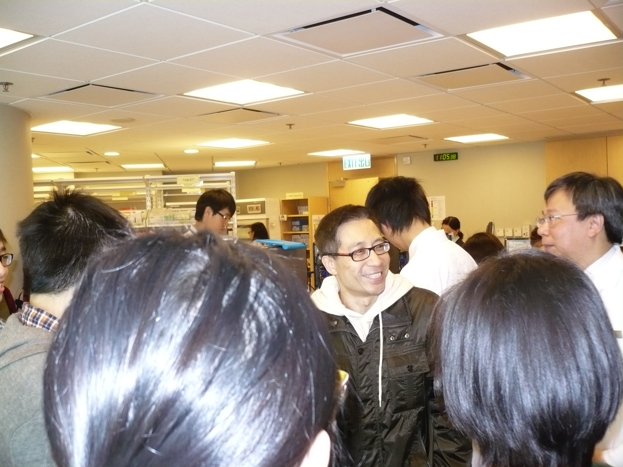 Visit to the Pharmacy Department of Hong Kong Sanatorium & Hospital - Photo - 17