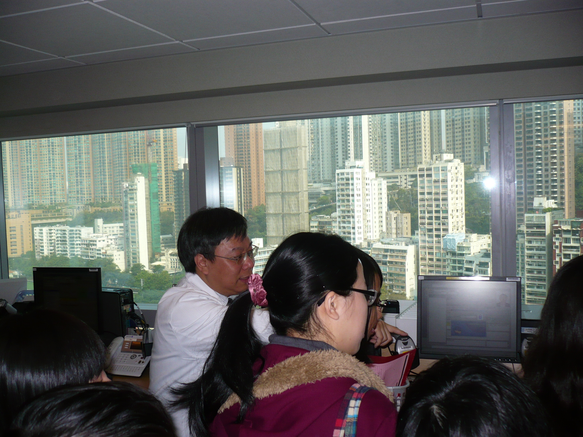 Visit to the Pharmacy Department of Hong Kong Sanatorium & Hospital - Photo - 23