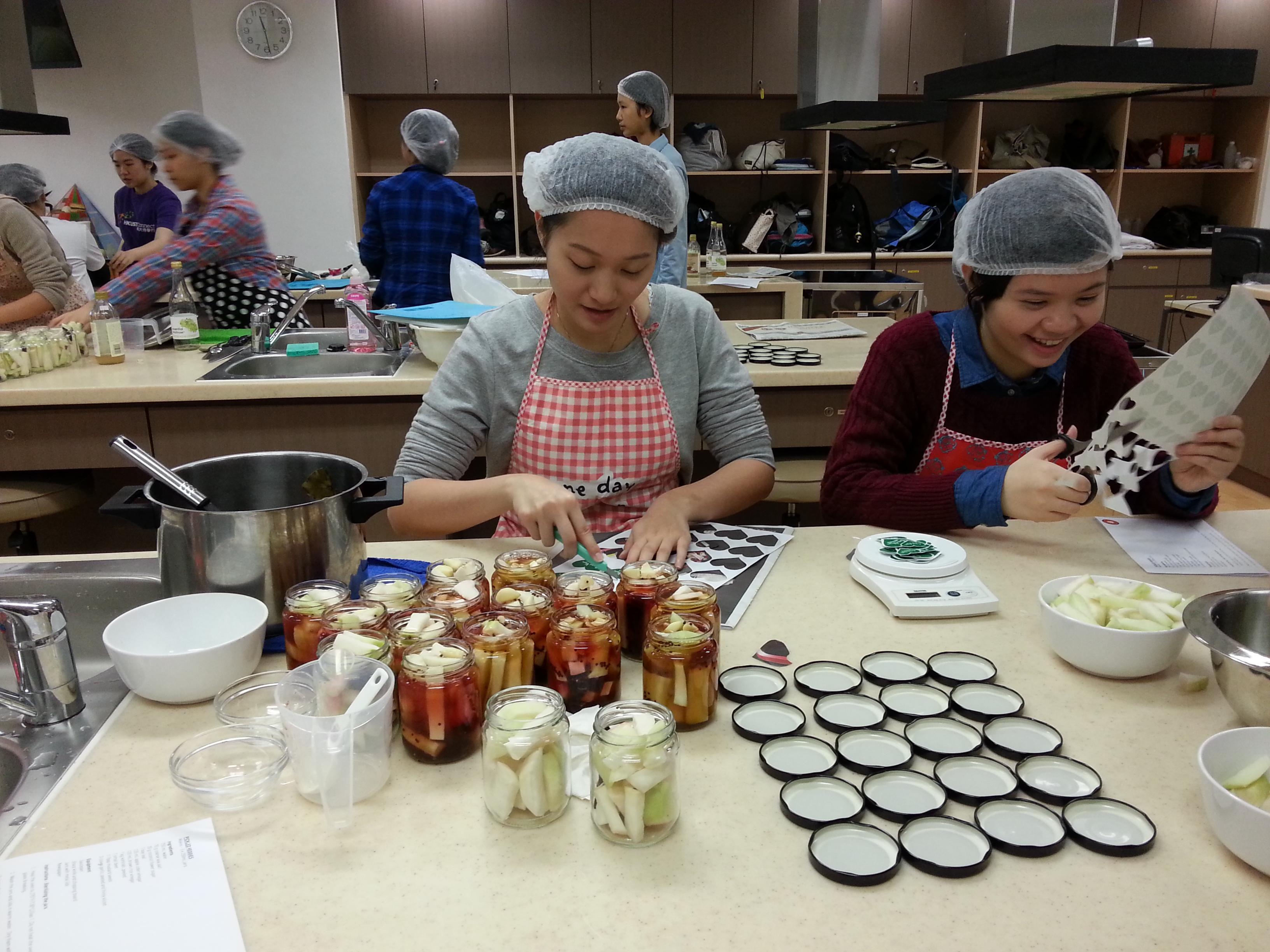 Feeding Hong Kong - Make Festive Treats for the Needy - Photo - 23