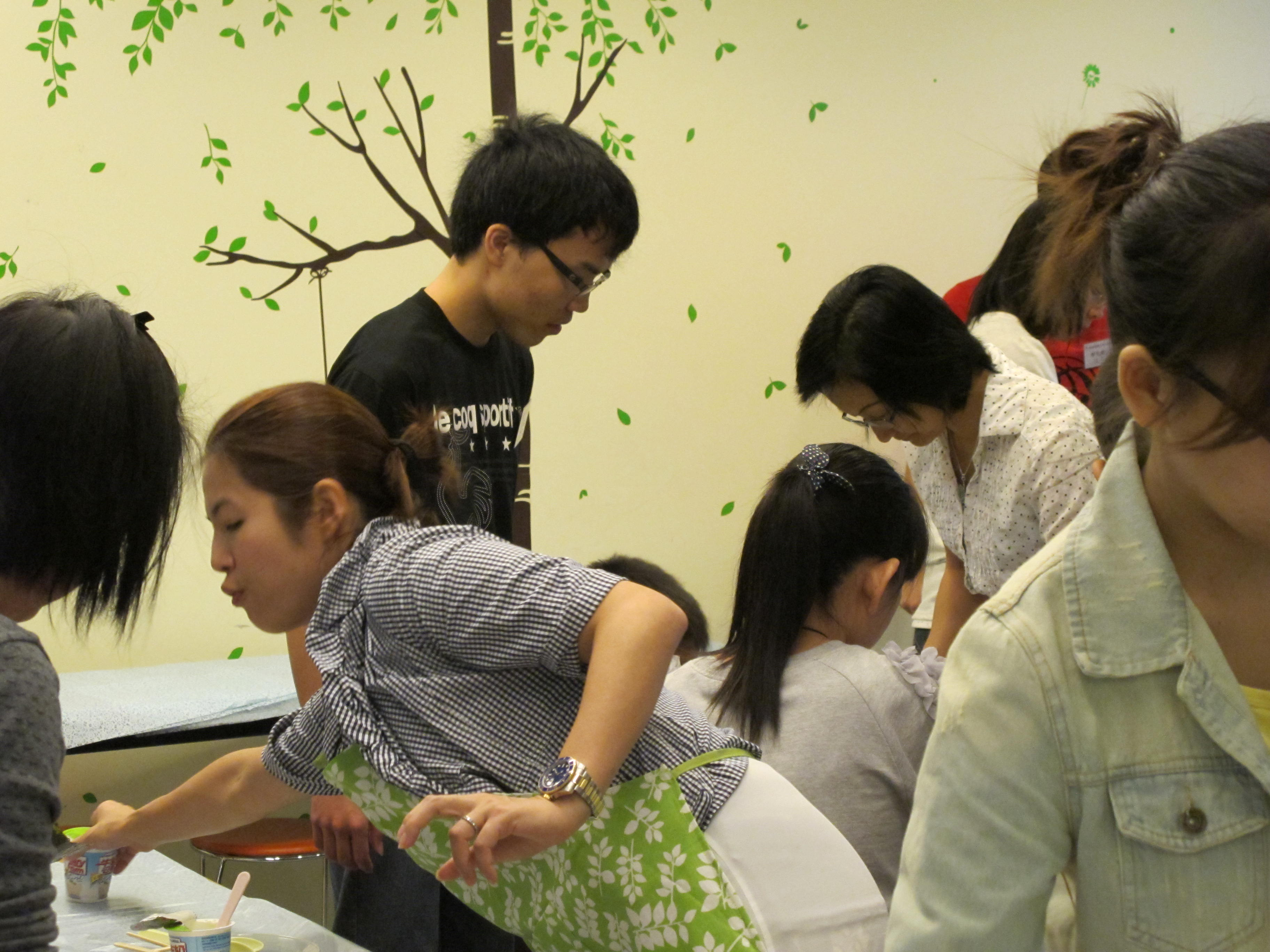 United Christian Nethersole Community Health Service Project -- 餐餐智慳嚐有營 - Photo - 39