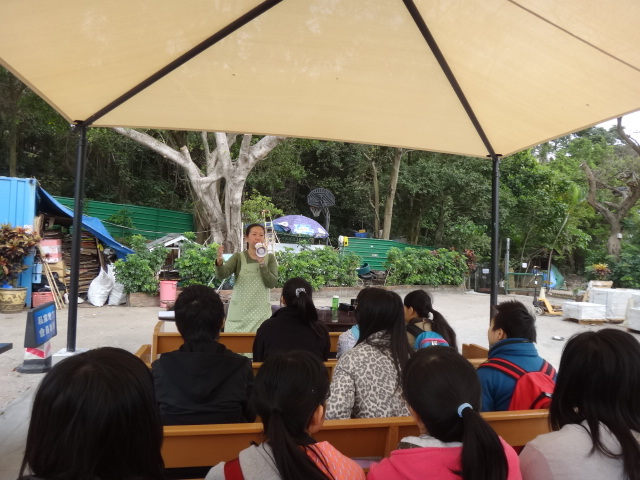 Visit to HK Garden Farm in Sai Kung - Photo - 1