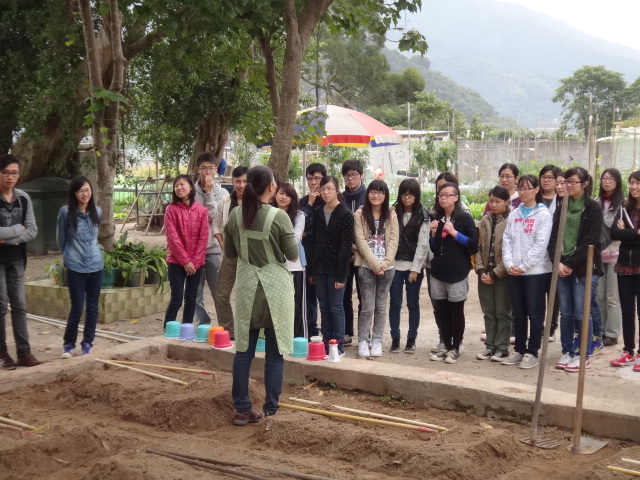 Visit to HK Garden Farm in Sai Kung - Photo - 11