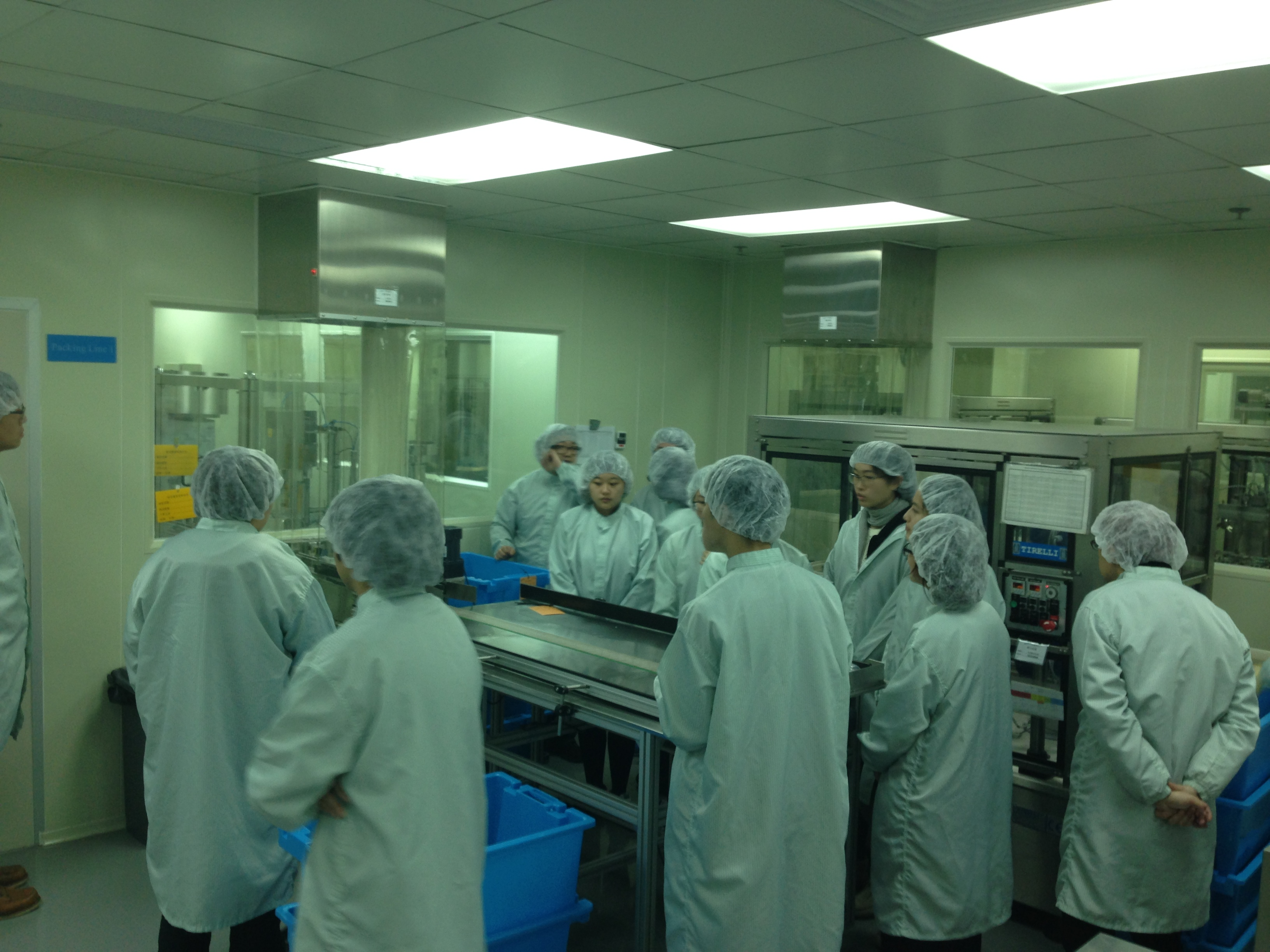 Pharmaceutics Module ----  Europharm Laboratoires Co. Ltd. On-site Observation - Photo - 11
