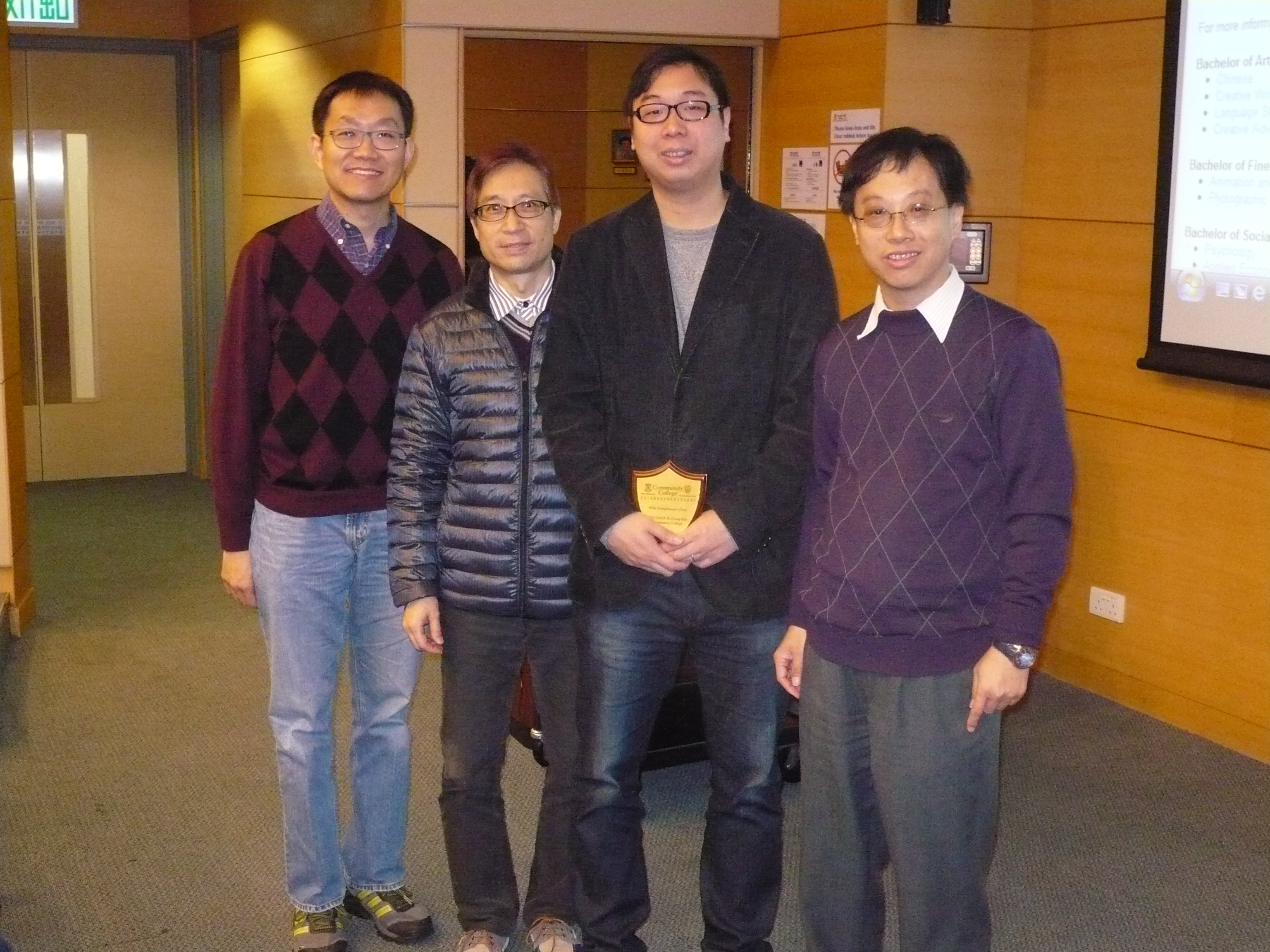 Seminar on the BSc in Testing Science/Testing and Certification Programmes (OUHK) - Photo - 13