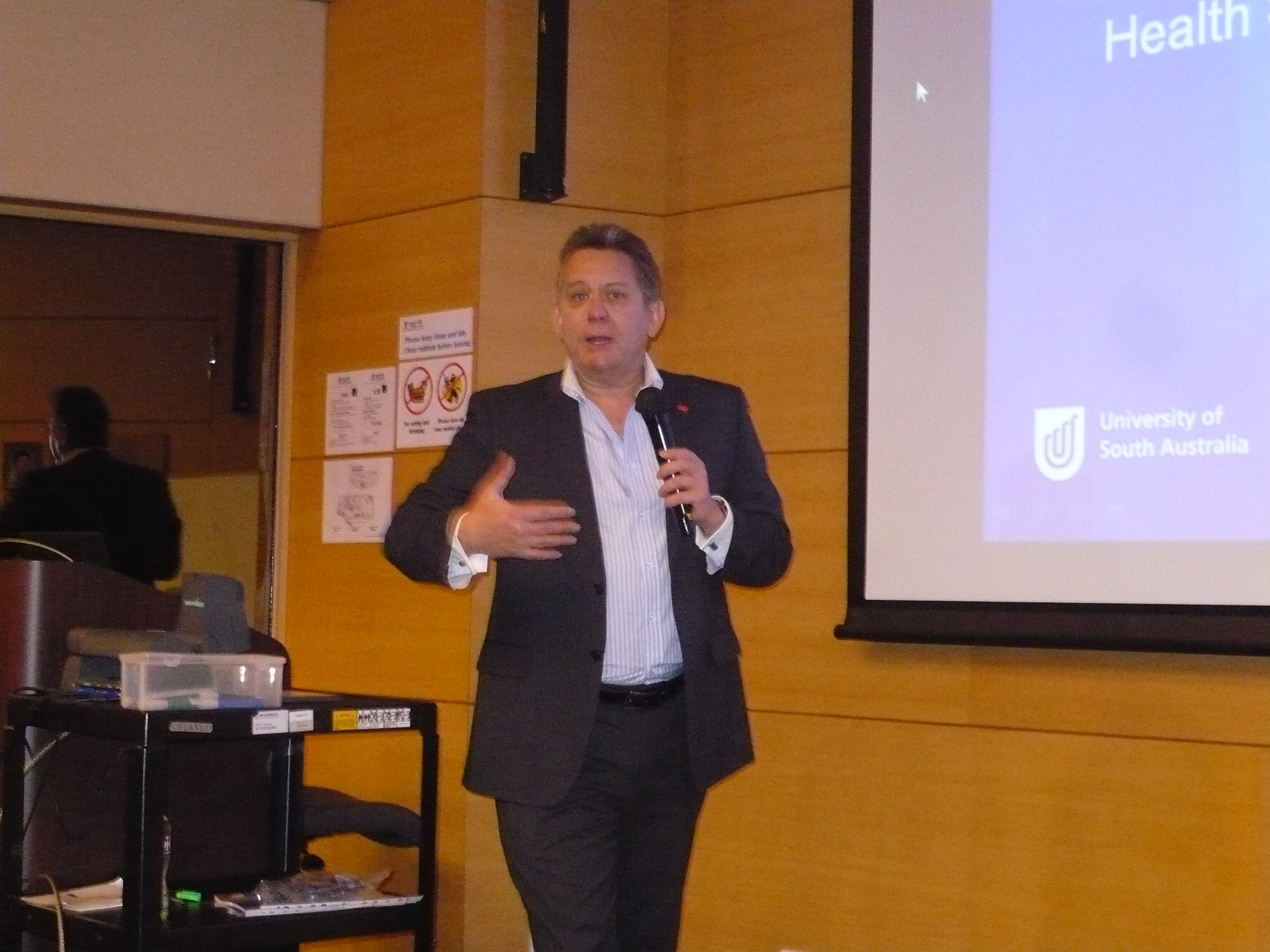 Programme Talk from University of South Australia - Photo - 7