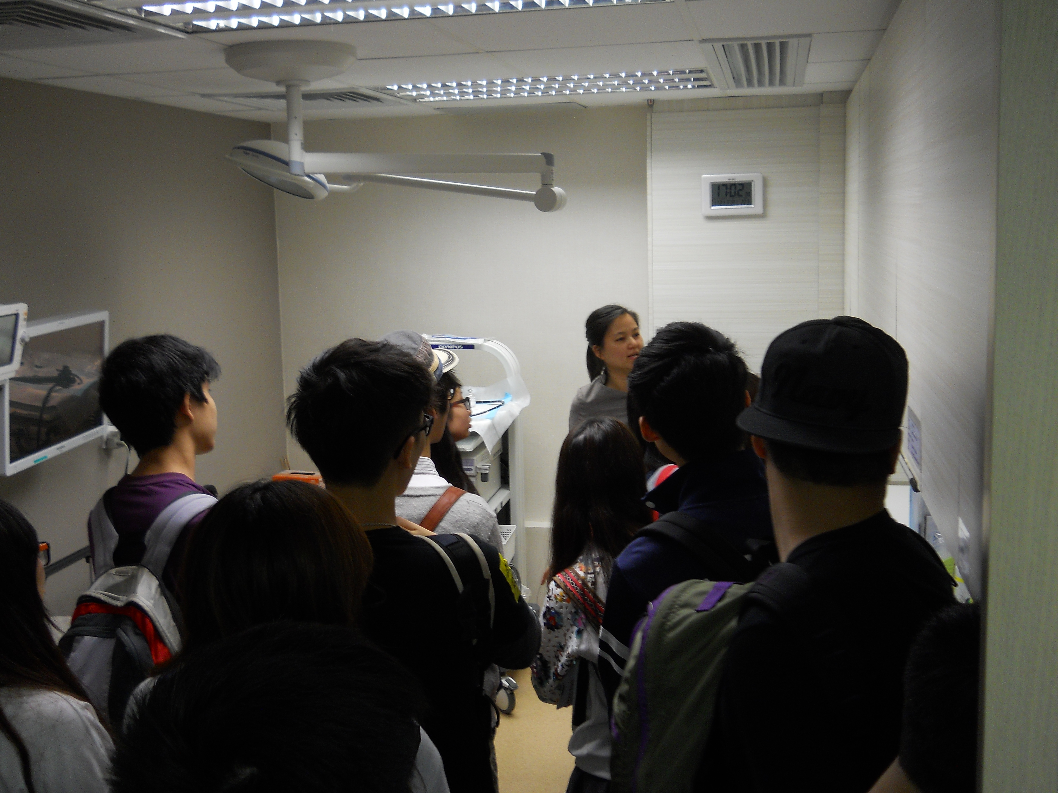 Visit to the Hong Kong Gastrointestinal Endoscopy Centre - Photo - 5