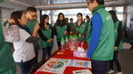 Volunteering in the Hong Kong Special Olympic Healthy Athletes Programme, Health Promotion - Photo - 5