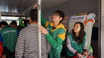 Volunteering in the Hong Kong Special Olympic Healthy Athletes Programme, Health Promotion - Photo - 9