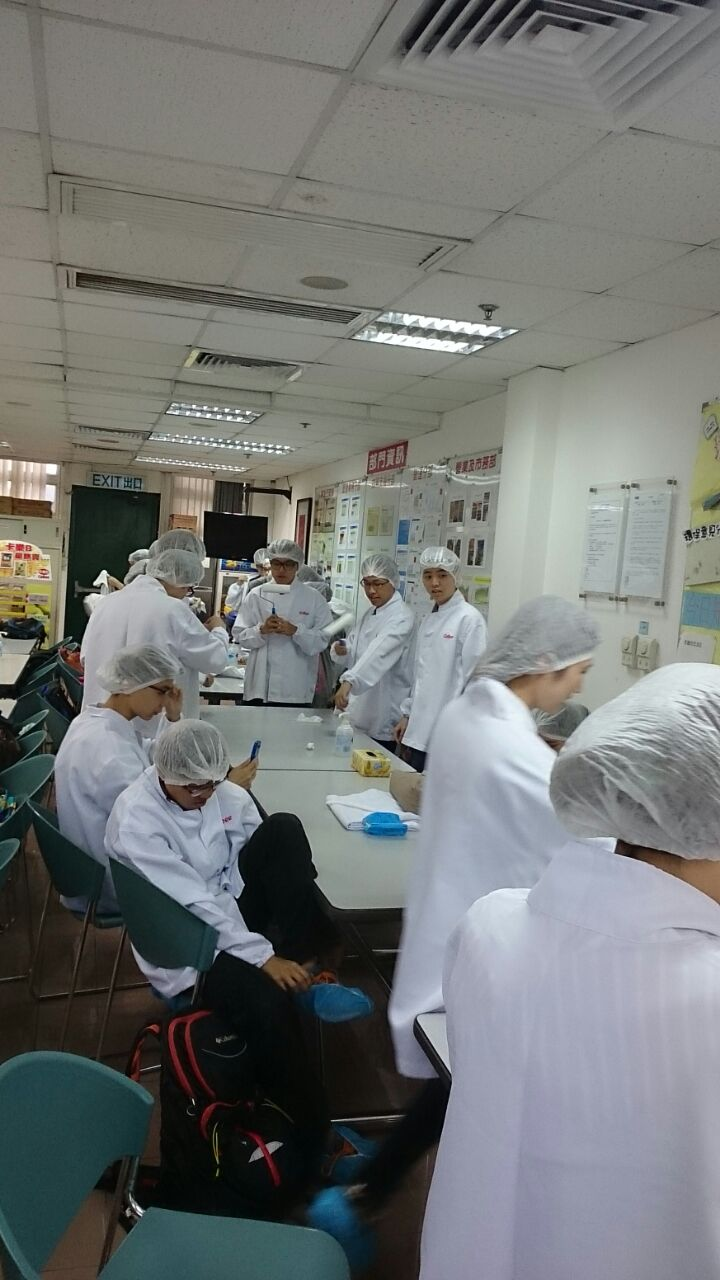 Visit to Calbee Hong Kong Factory in Tseung Kwan O - Photo - 9