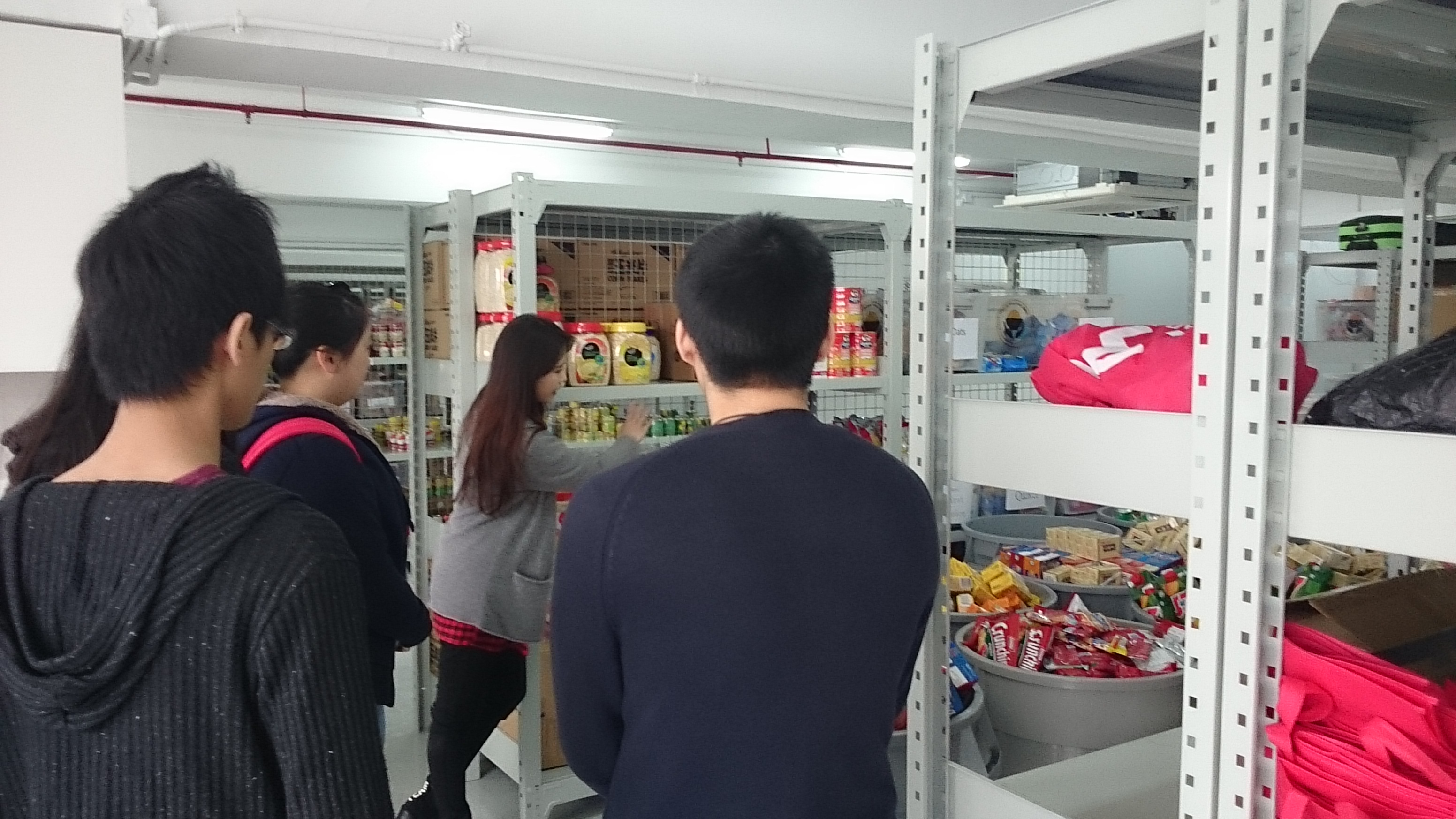 Visit to Feeding Hong Kong in Yau Tong - Photo - 3